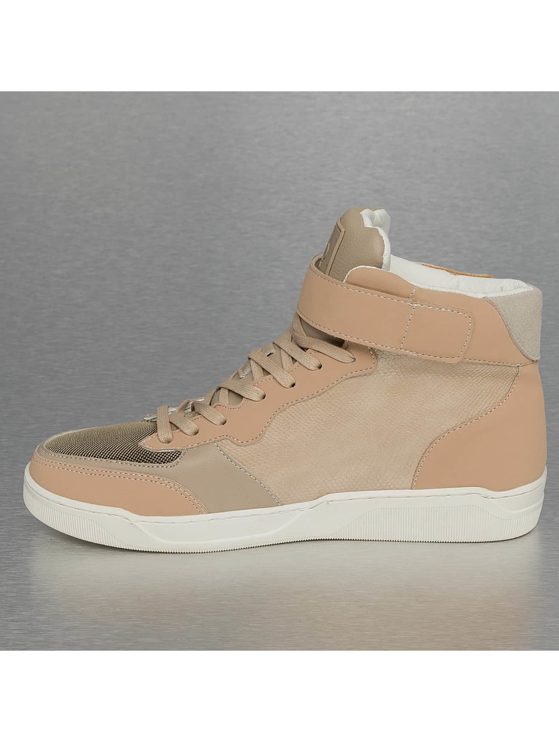 Criminal Damage Sneakers Courtside bezowy