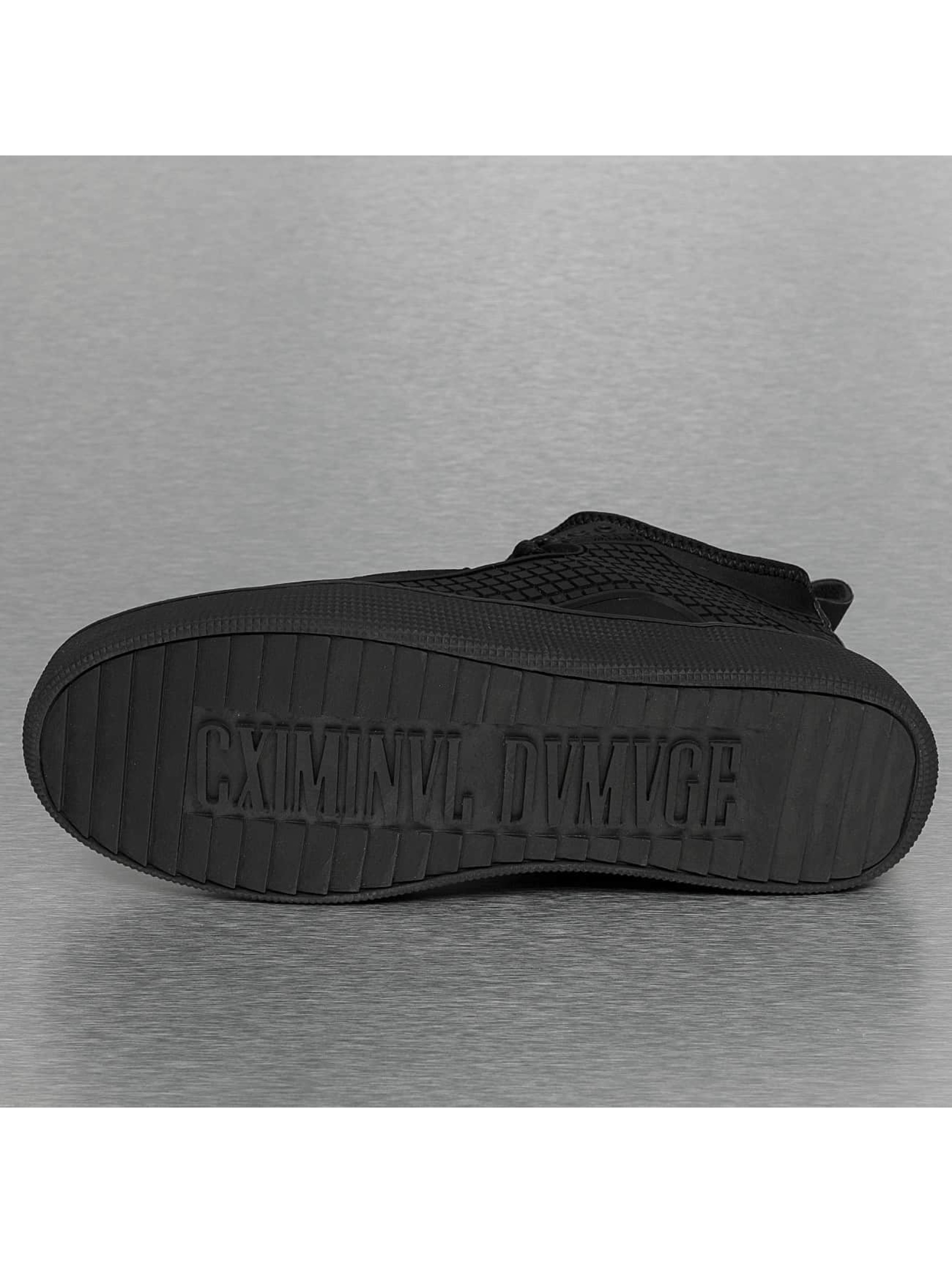Criminal Damage Sneakers Player black