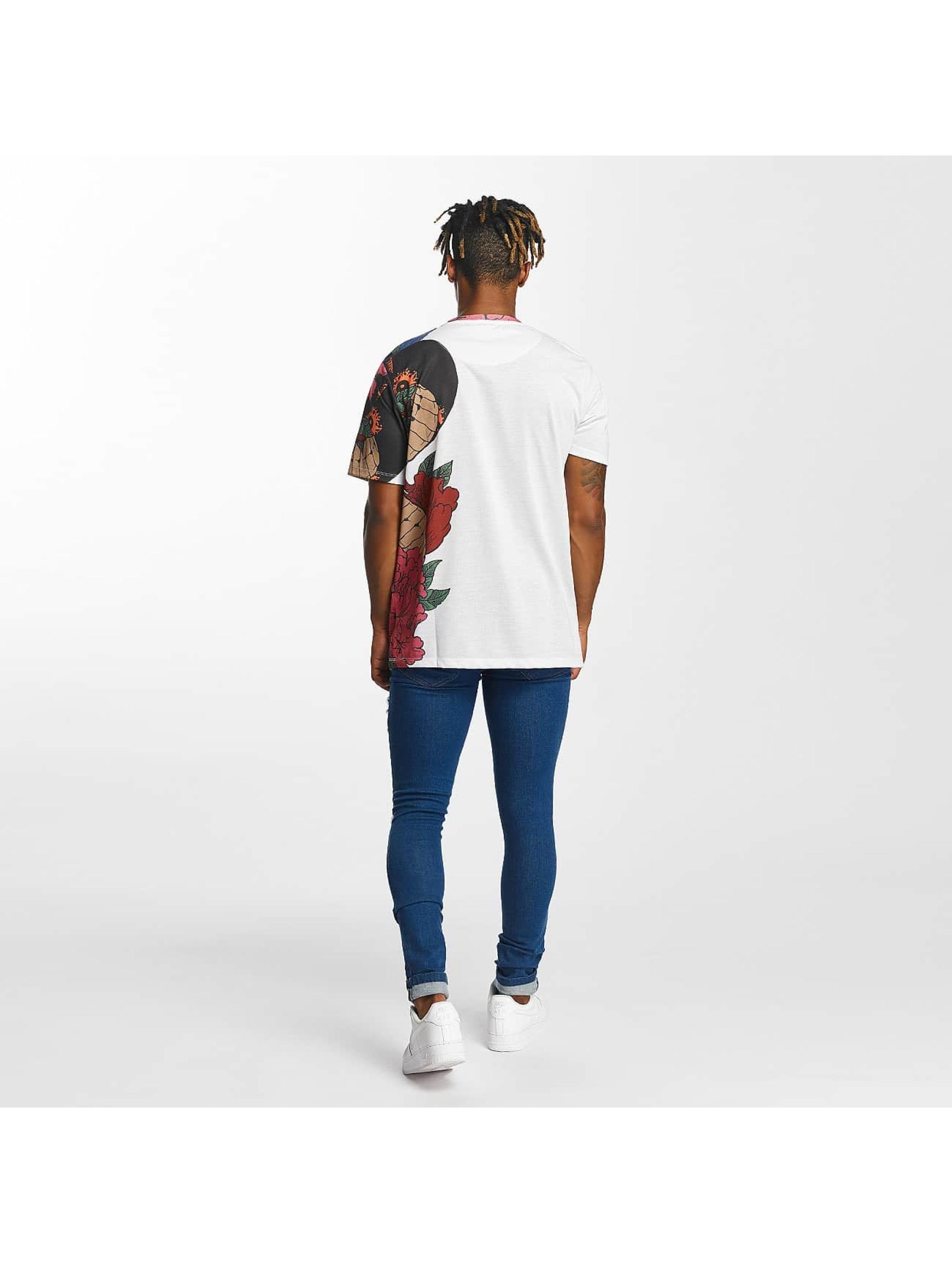 Criminal Damage T-shirt Chronicles bianco