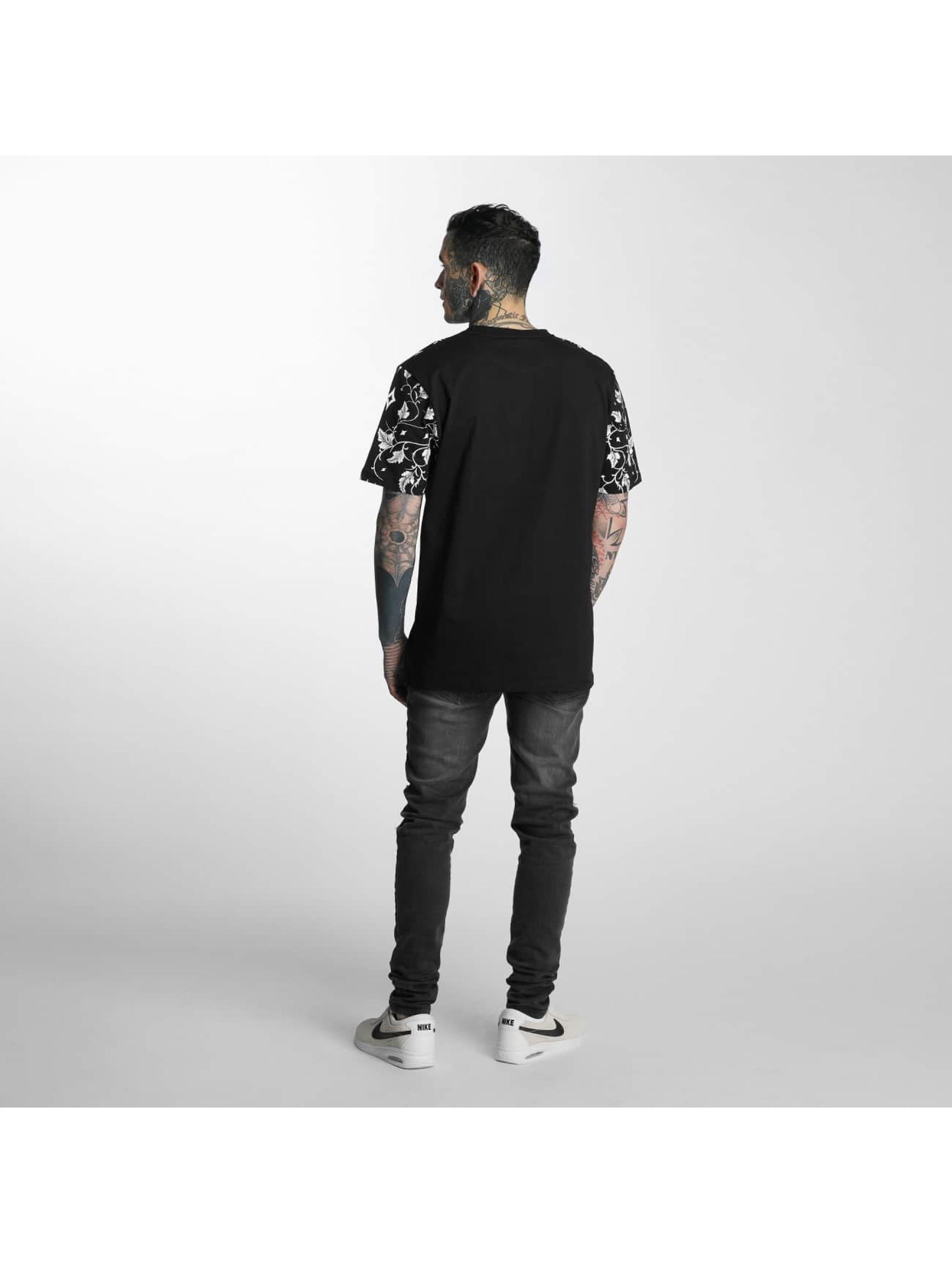 Criminal Damage T-Shirt Matera black