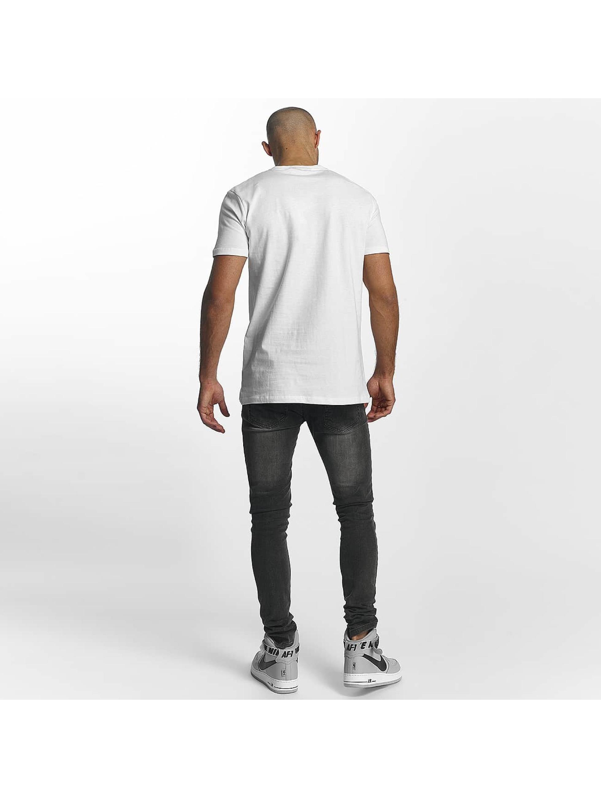 Criminal Damage T-Shirt Miami blanc