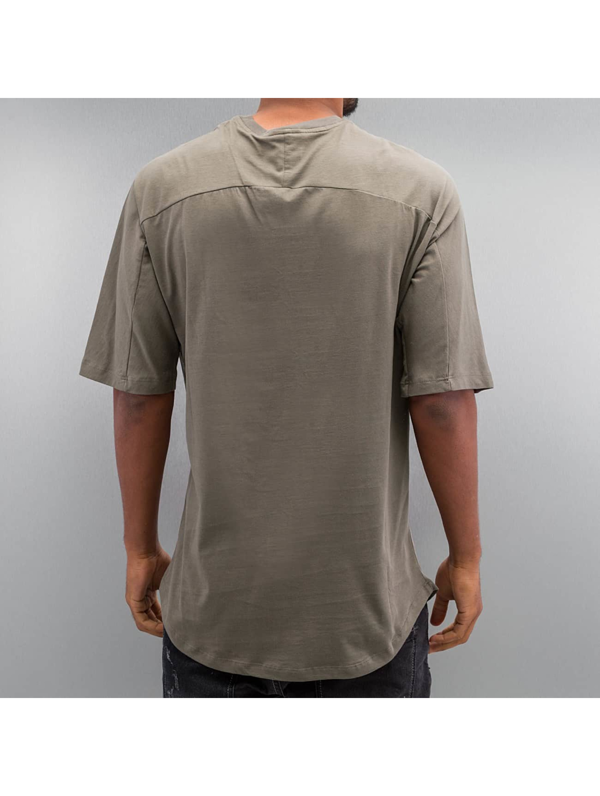Criminal Damage T-Shirt Mac gray