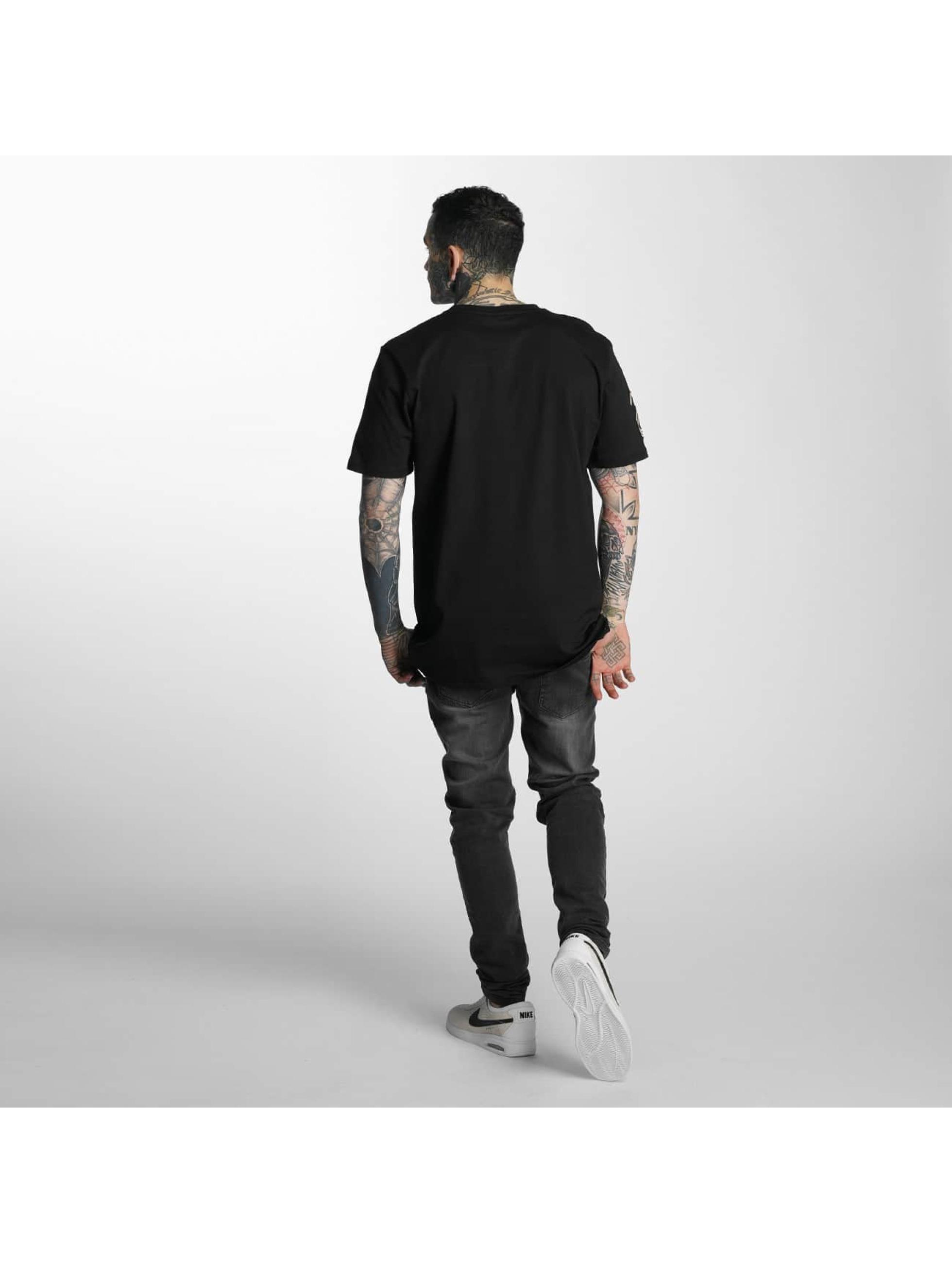 Criminal Damage T-Shirt Insignia schwarz