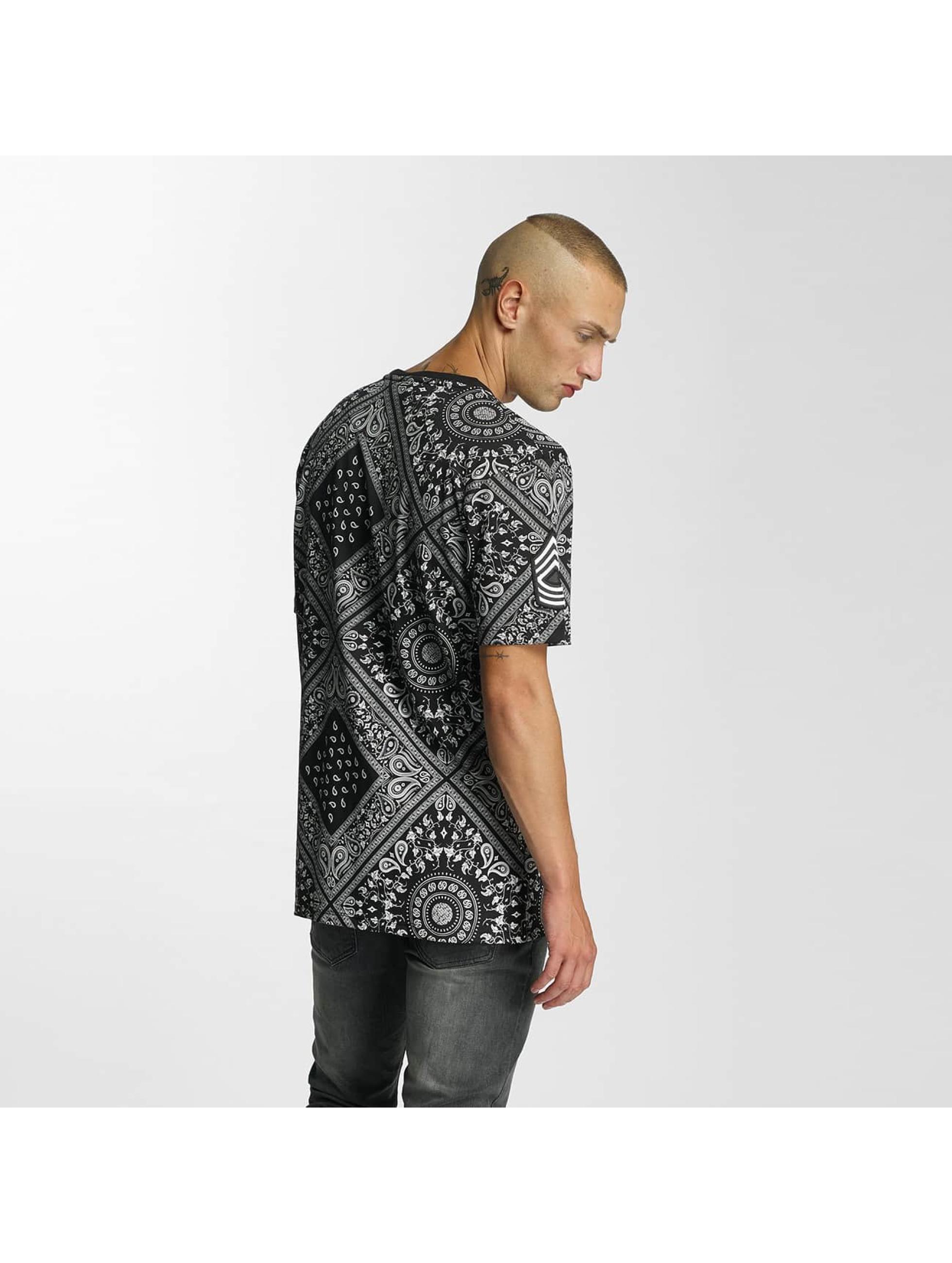 Criminal Damage T-Shirt Side schwarz