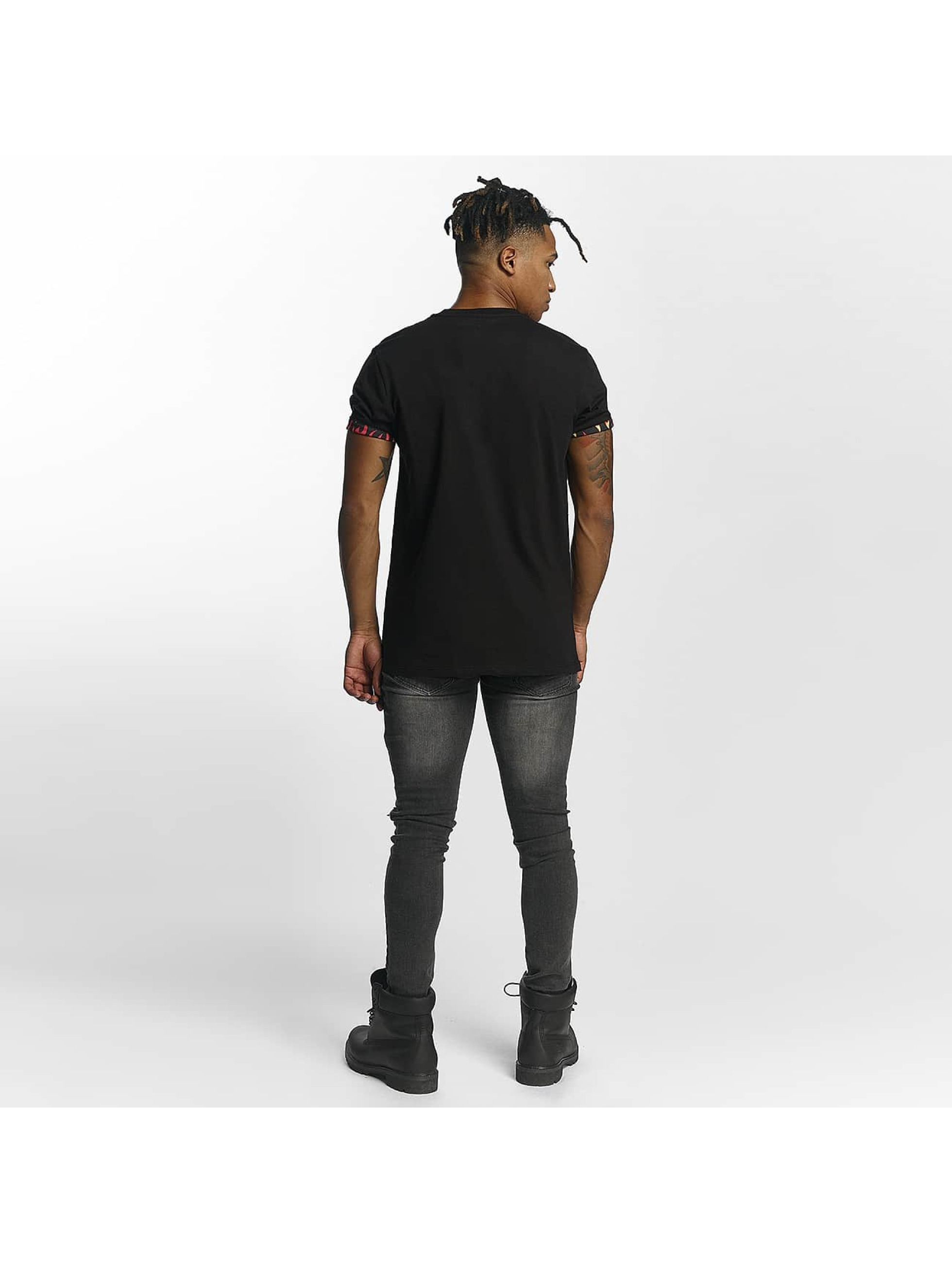 Criminal Damage T-Shirt Flame schwarz