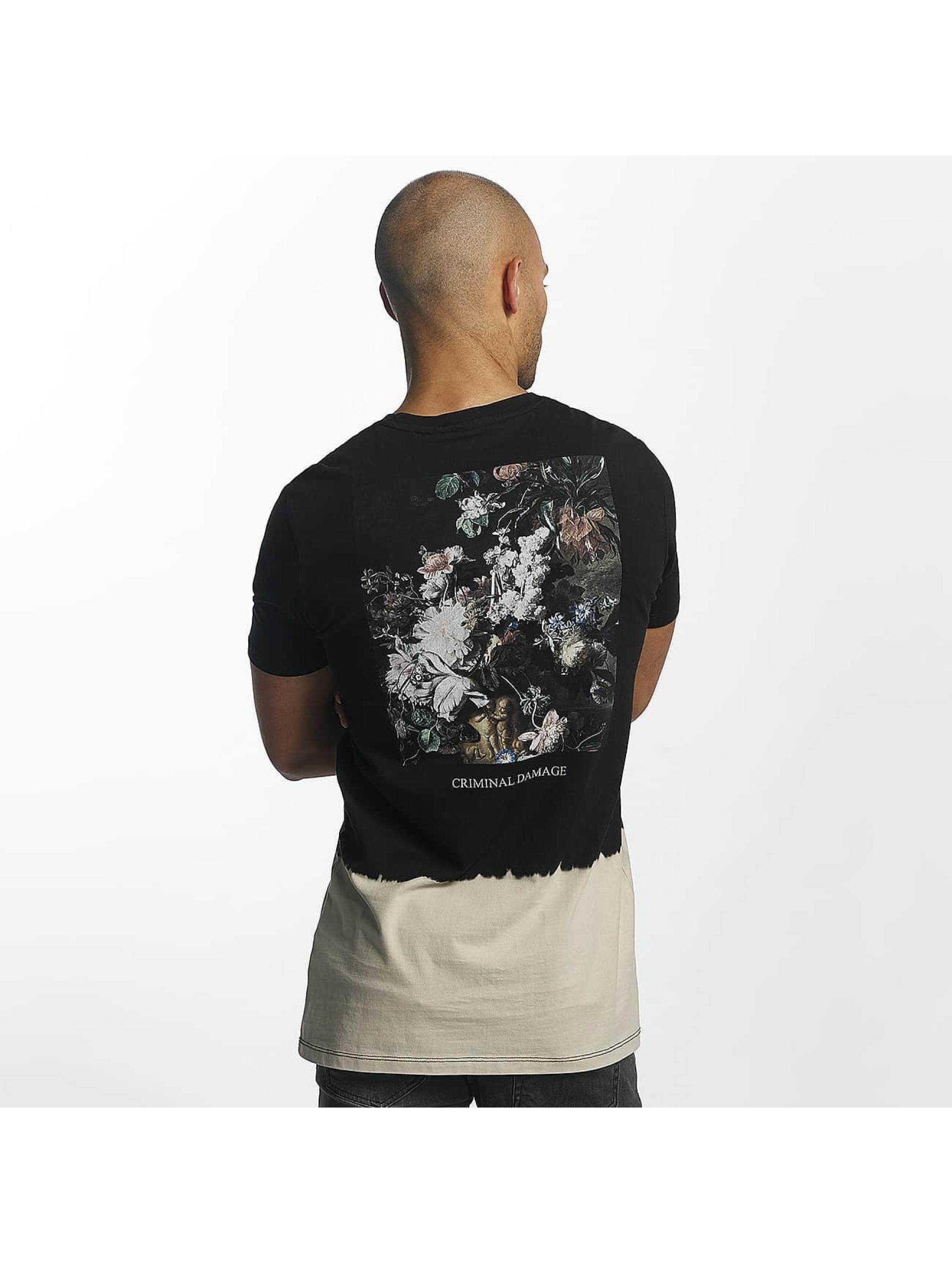 Criminal Damage T-Shirt Make Money schwarz