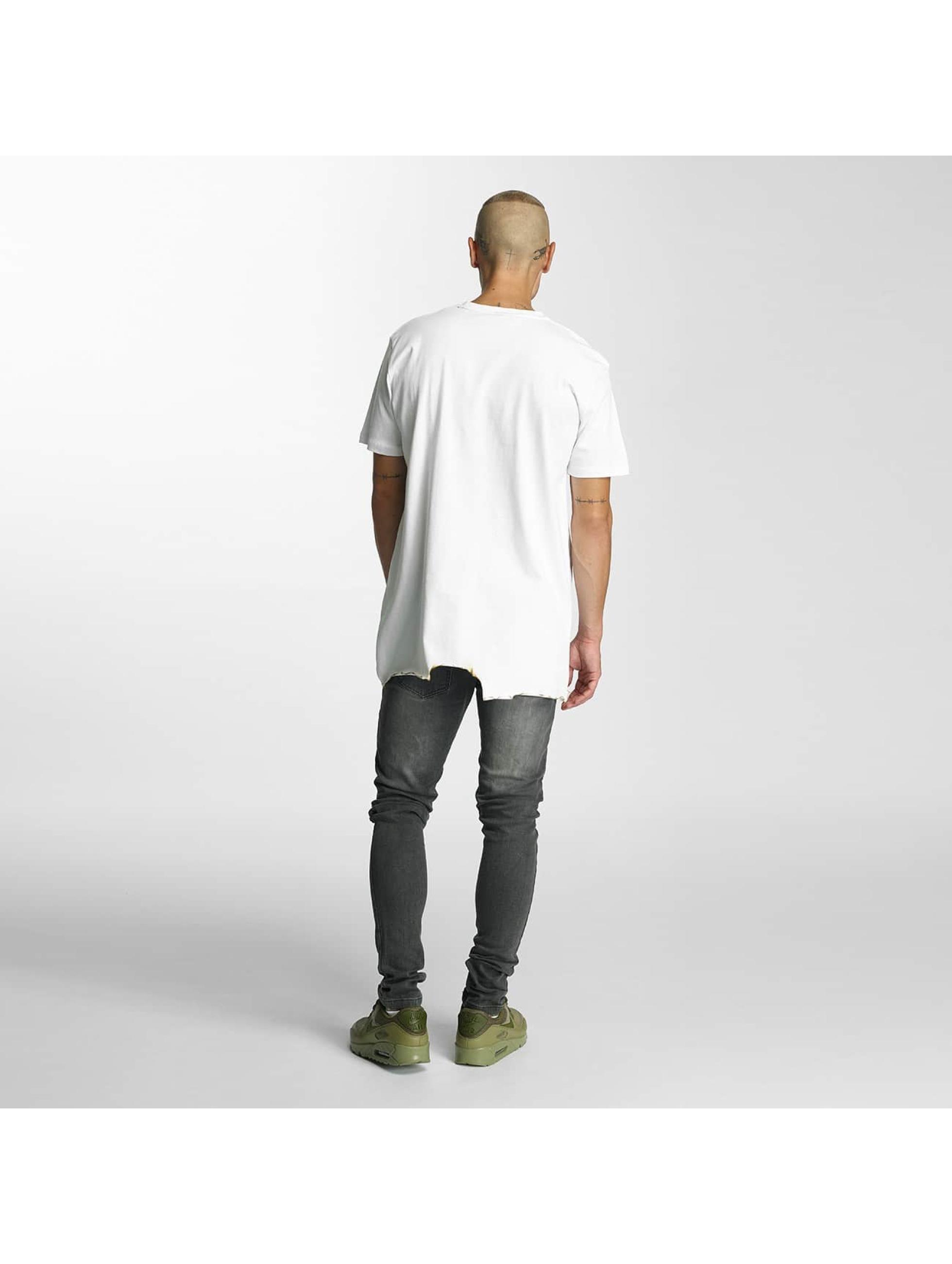 Criminal Damage T-Shirt Burnt weiß