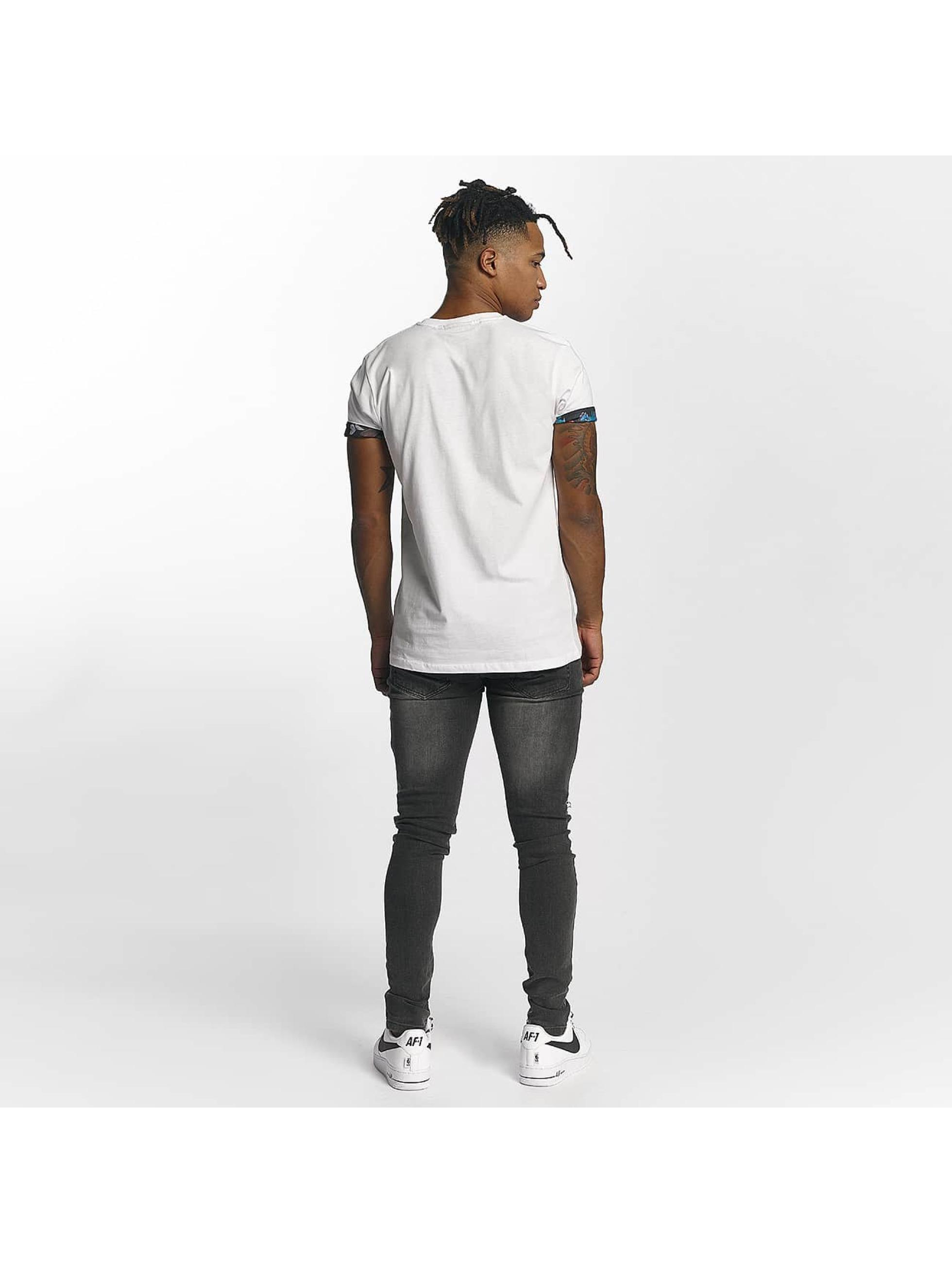Criminal Damage T-Shirt Meadow weiß