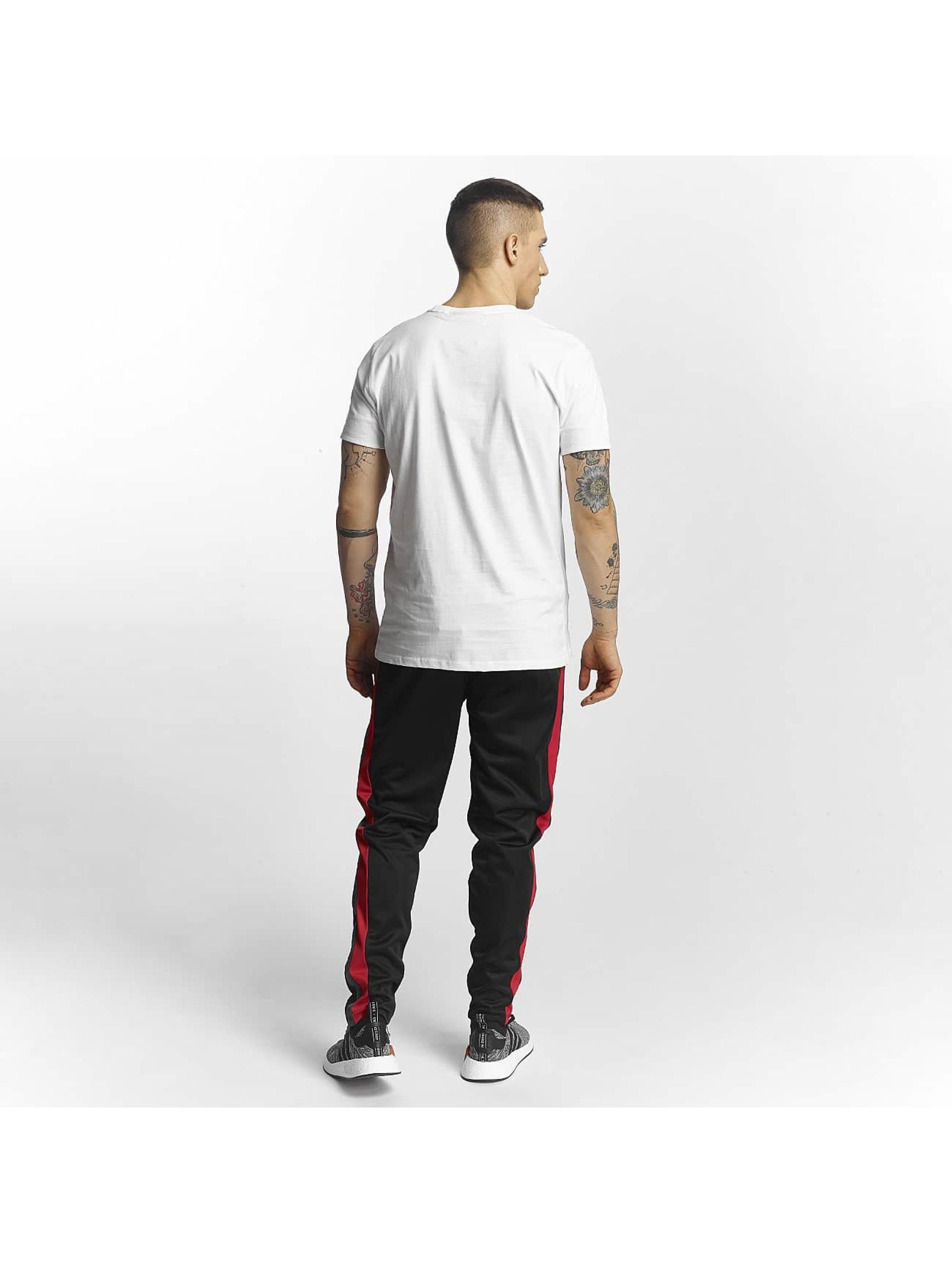 Criminal Damage T-Shirt Vale Pocket weiß