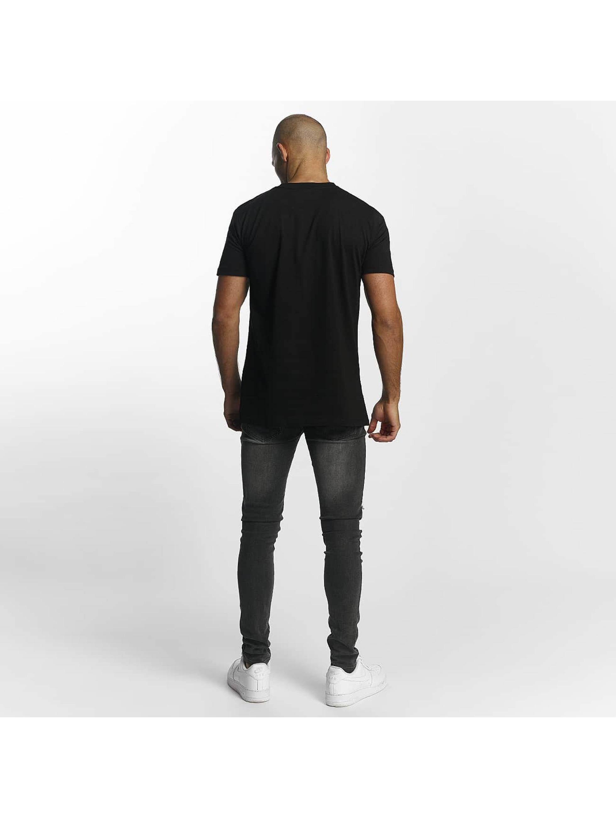 Criminal Damage t-shirt Makaveli zwart
