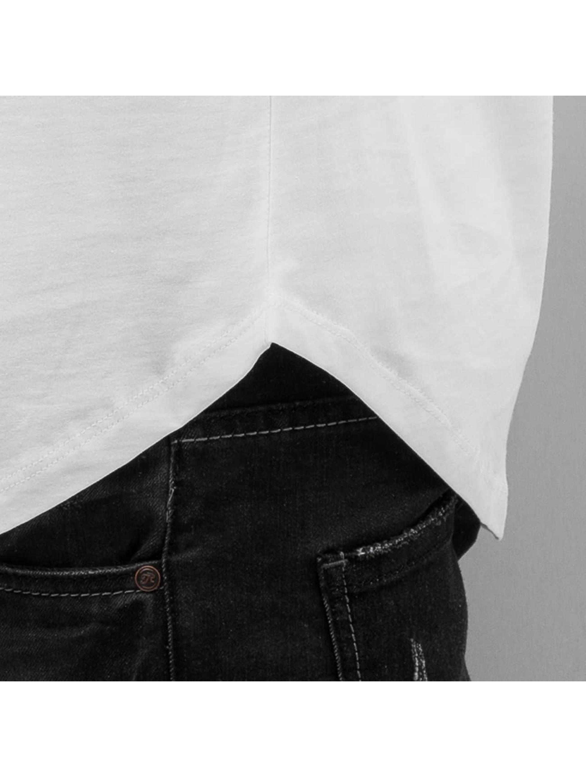 Criminal Damage T-Shirty Mac bialy
