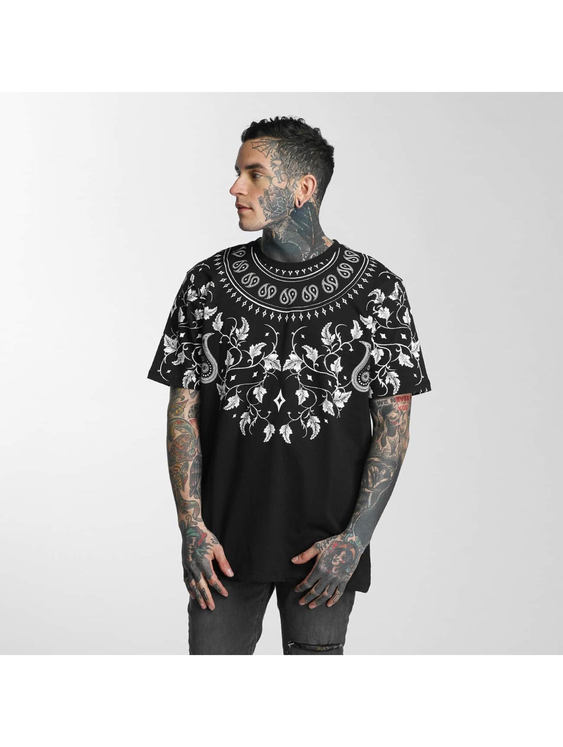 Criminal Damage T-Shirty Matera czarny