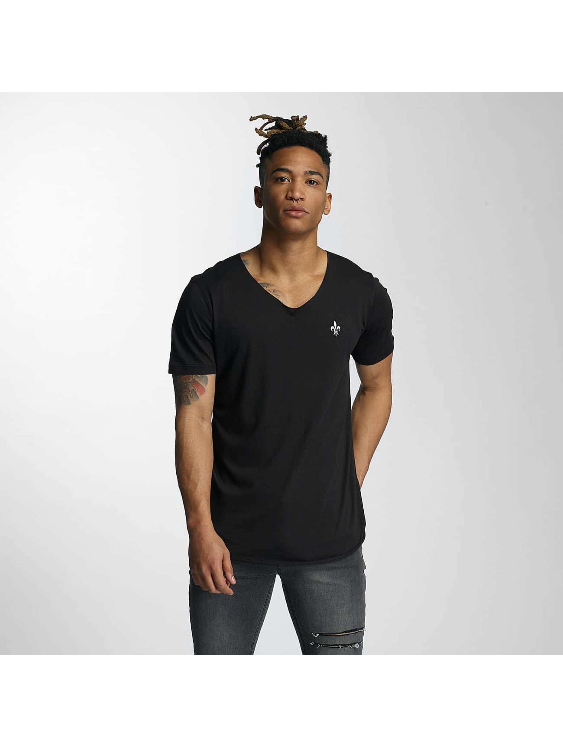 Criminal Damage T-Shirty Baci czarny