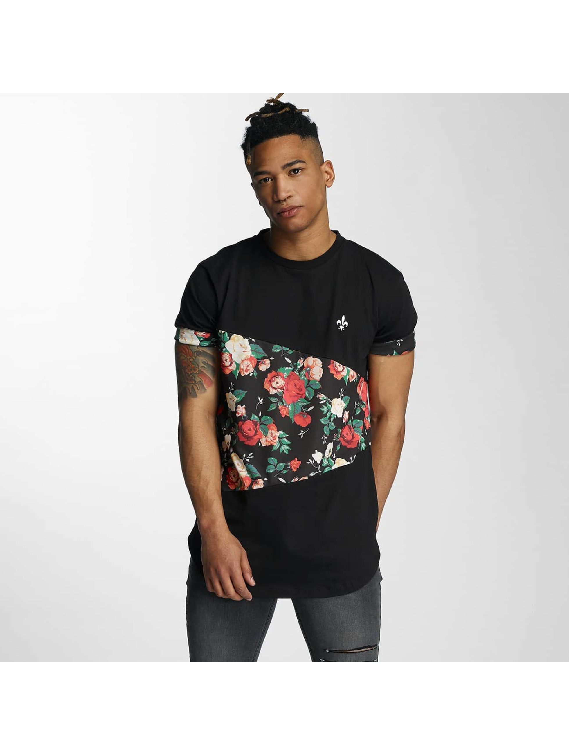 Criminal Damage T-Shirty Kew czarny