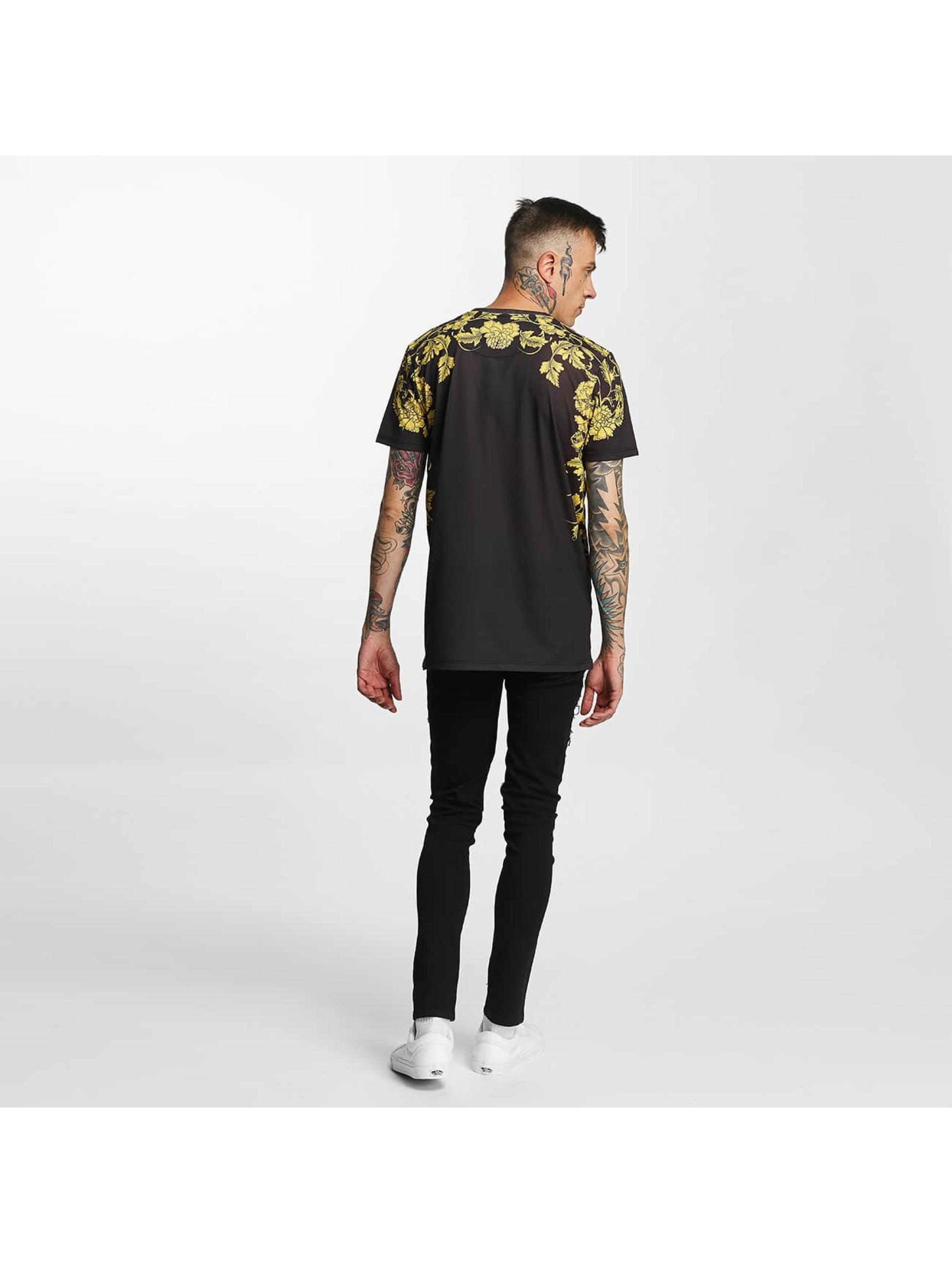 Criminal Damage T-Shirty Giovanni czarny