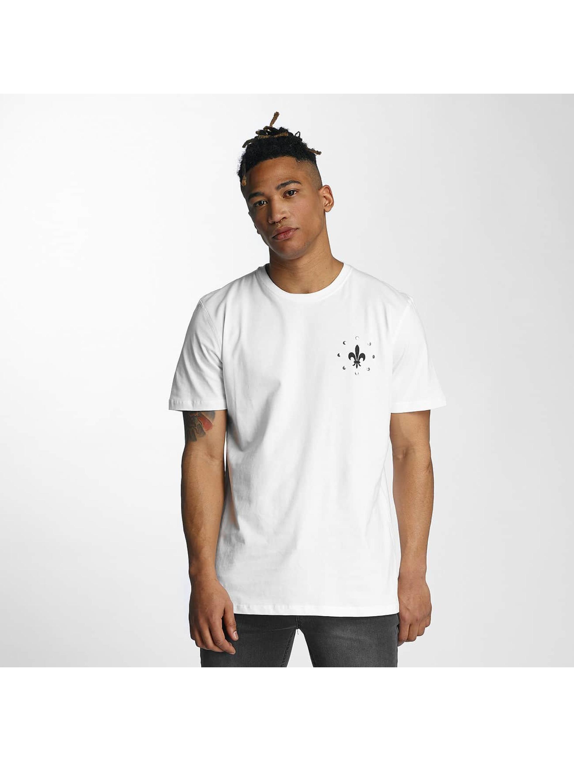 Criminal Damage T-skjorter Caliber hvit