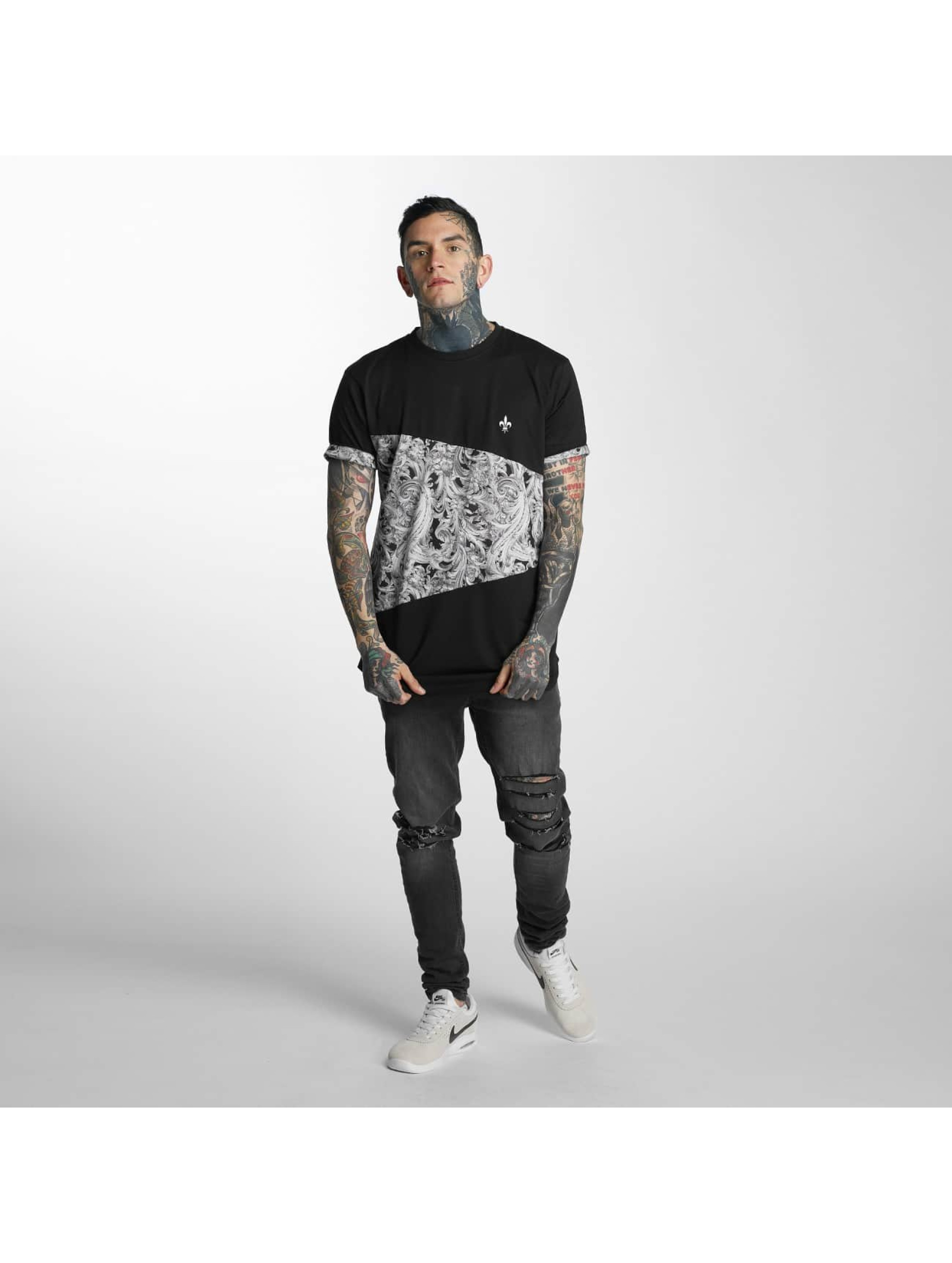 Criminal Damage T-skjorter Chronicles svart