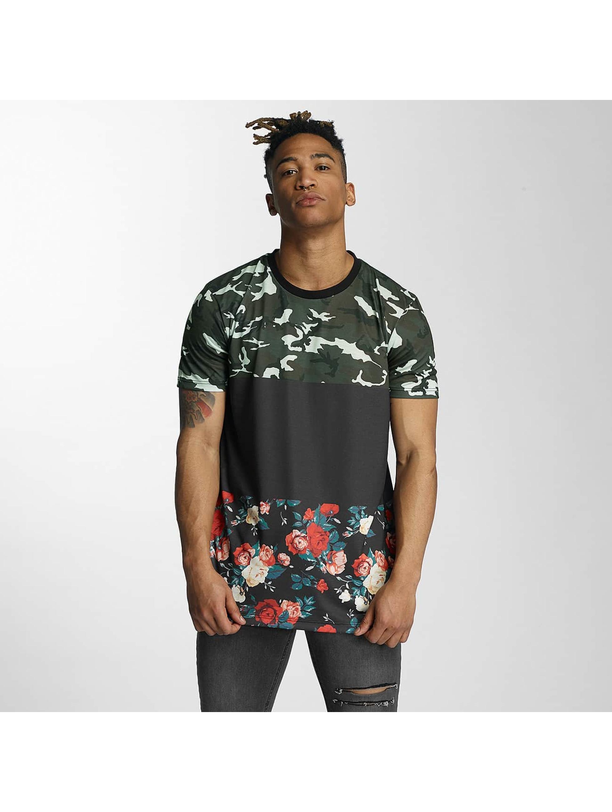 Criminal Damage T-skjorter Medley svart