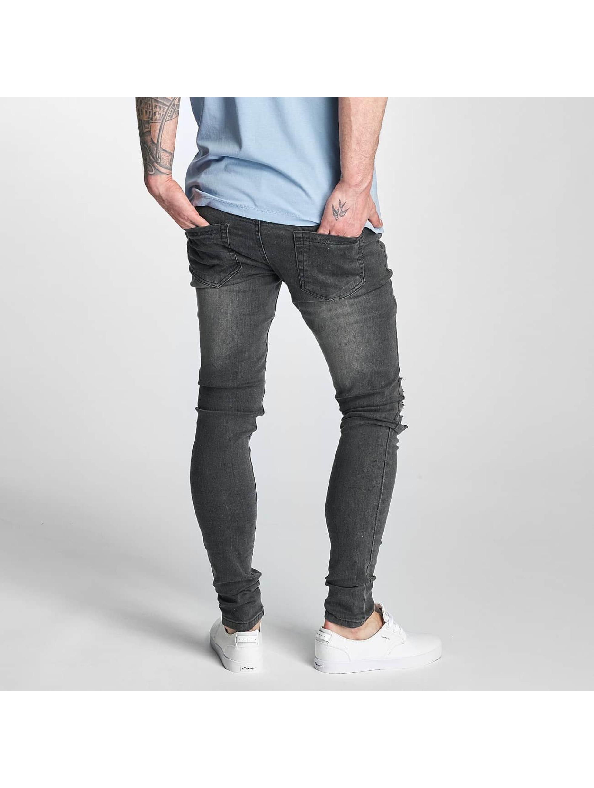 Criminal Damage Tynne bukser Koko grå
