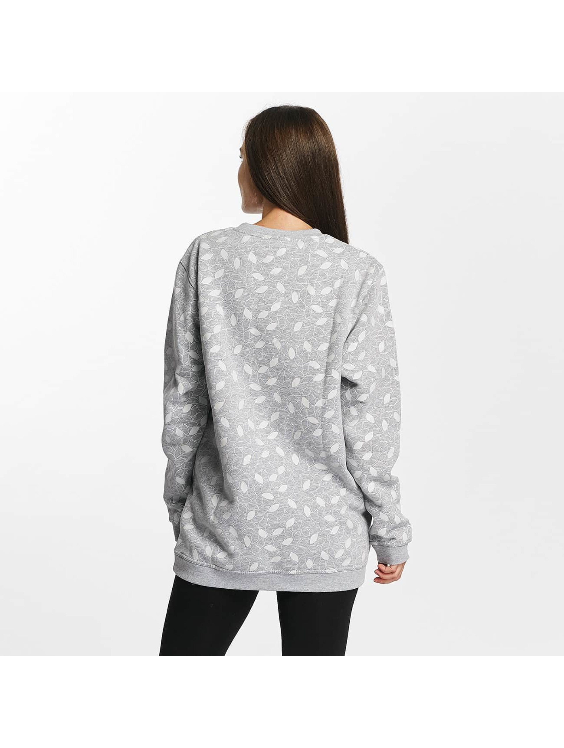 Cyprime Пуловер Tantalum Oversized серый