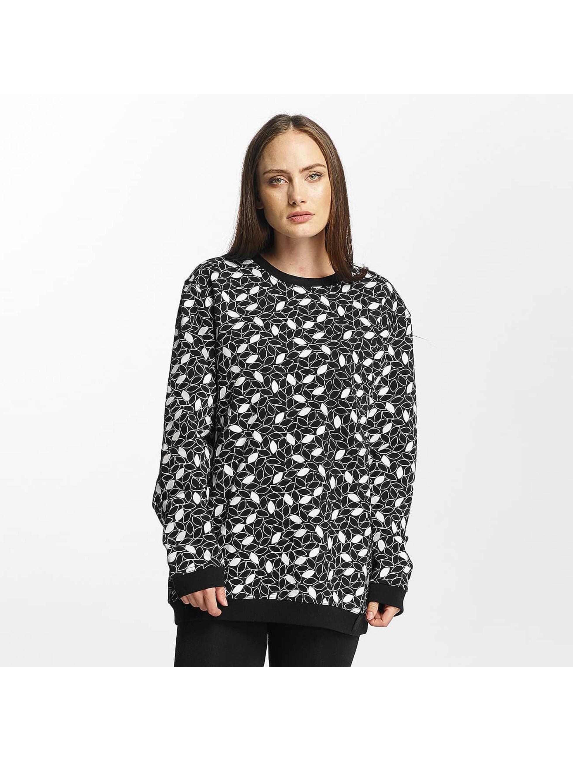 Cyprime Пуловер Tantalum Oversized черный