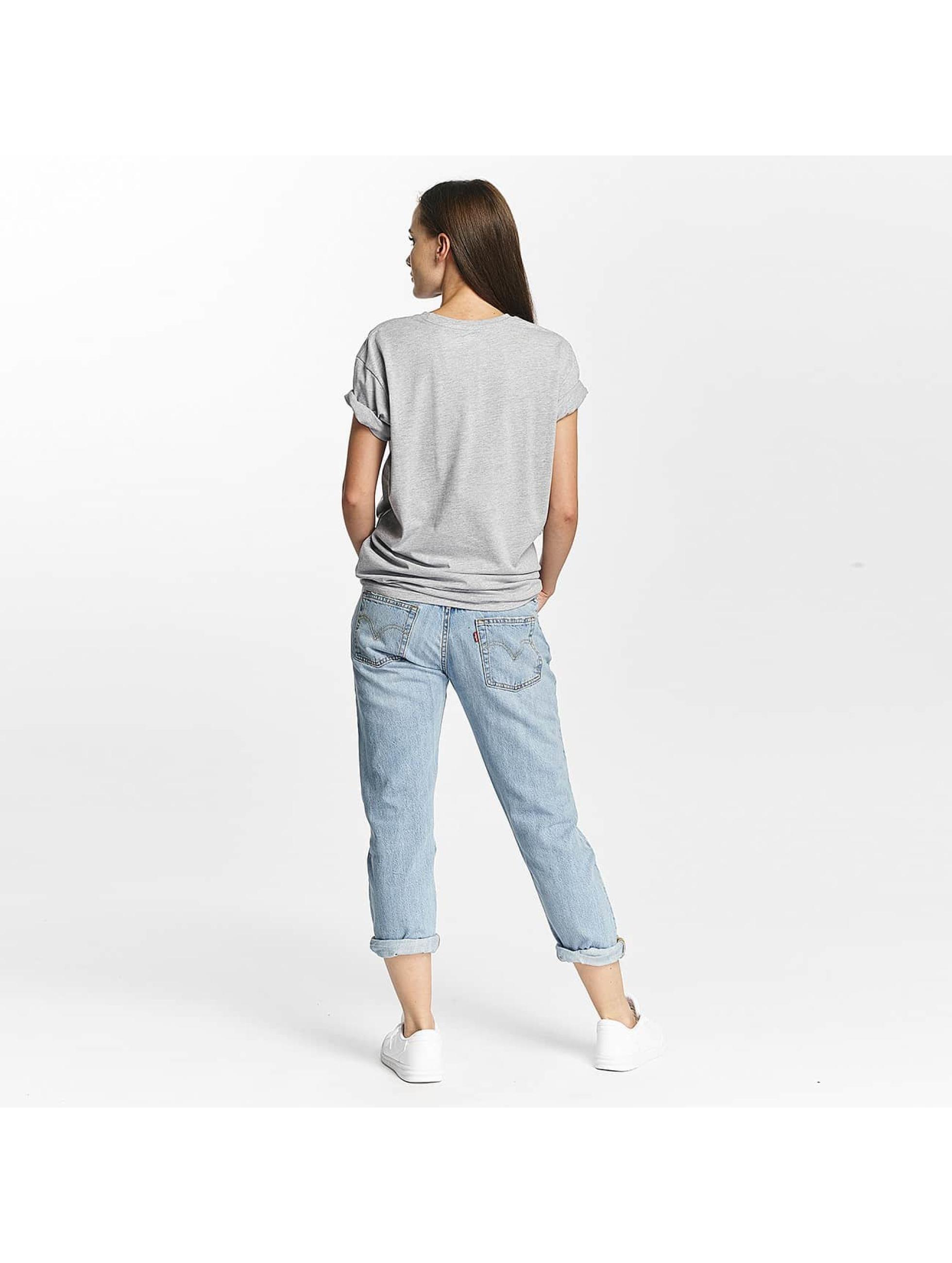 Cyprime Camiseta Holmium Oversized gris