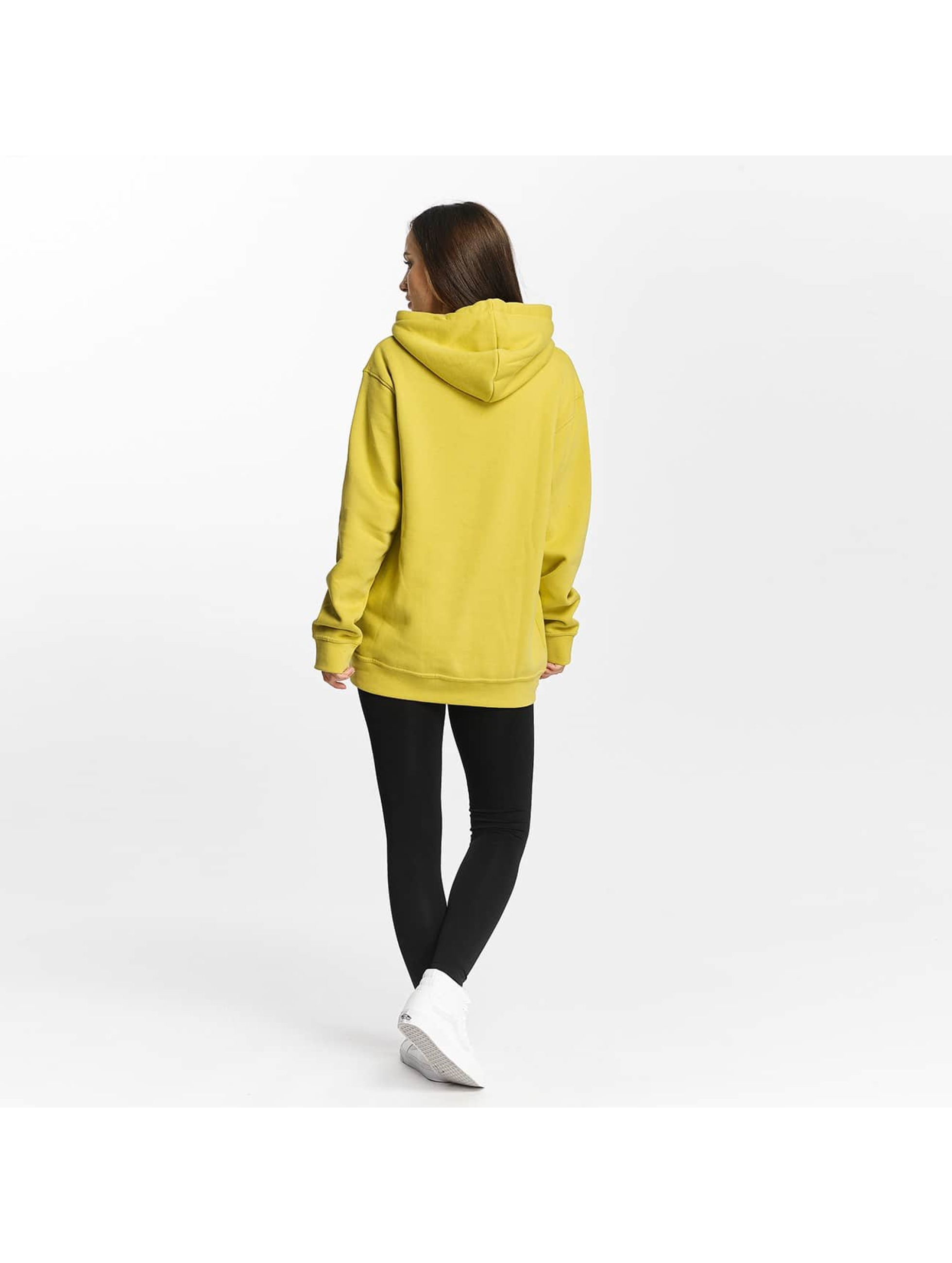 Cyprime Hoodie Cyber Oversized yellow