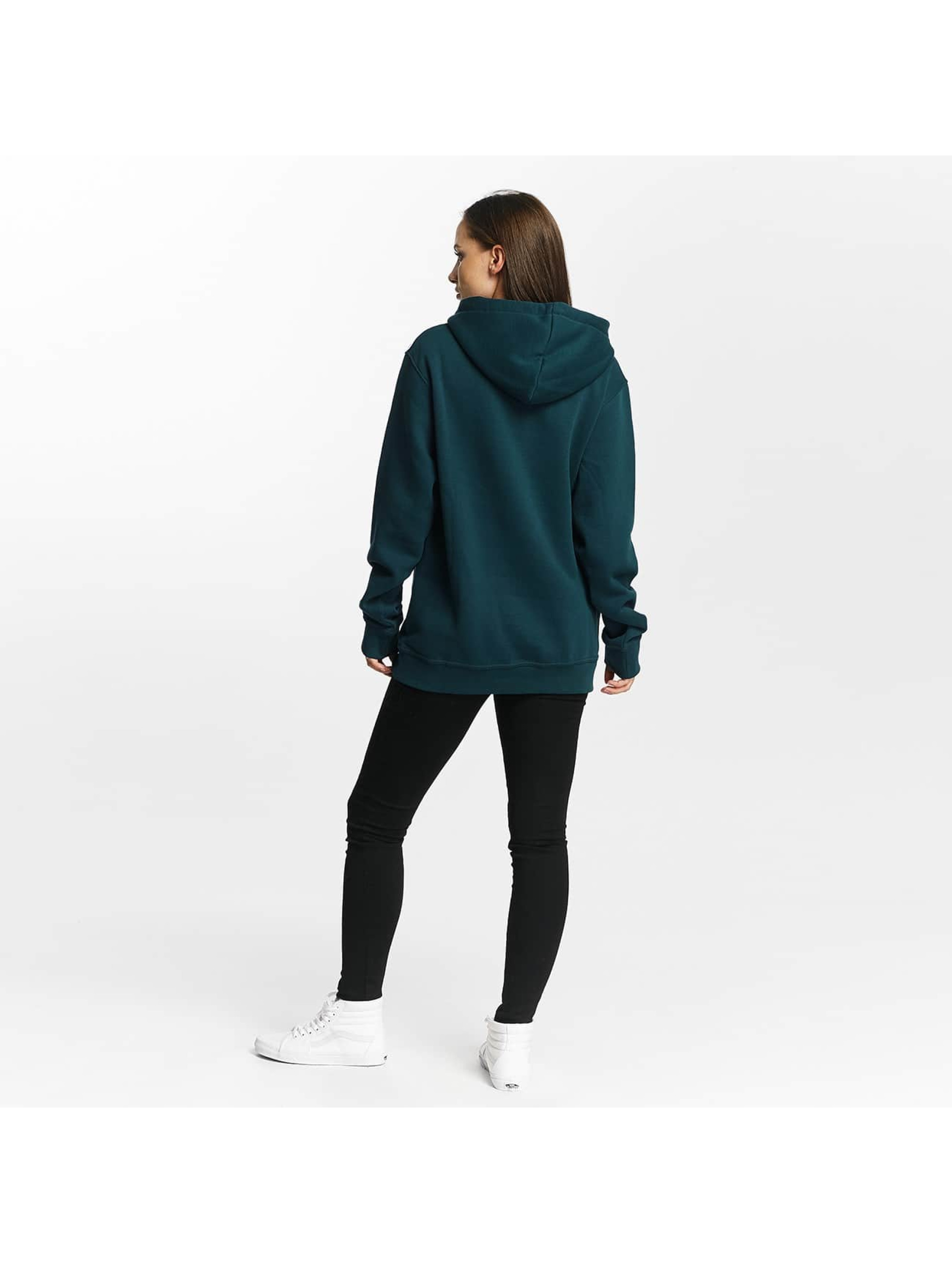 Cyprime Hoody Cyber Oversized turquois