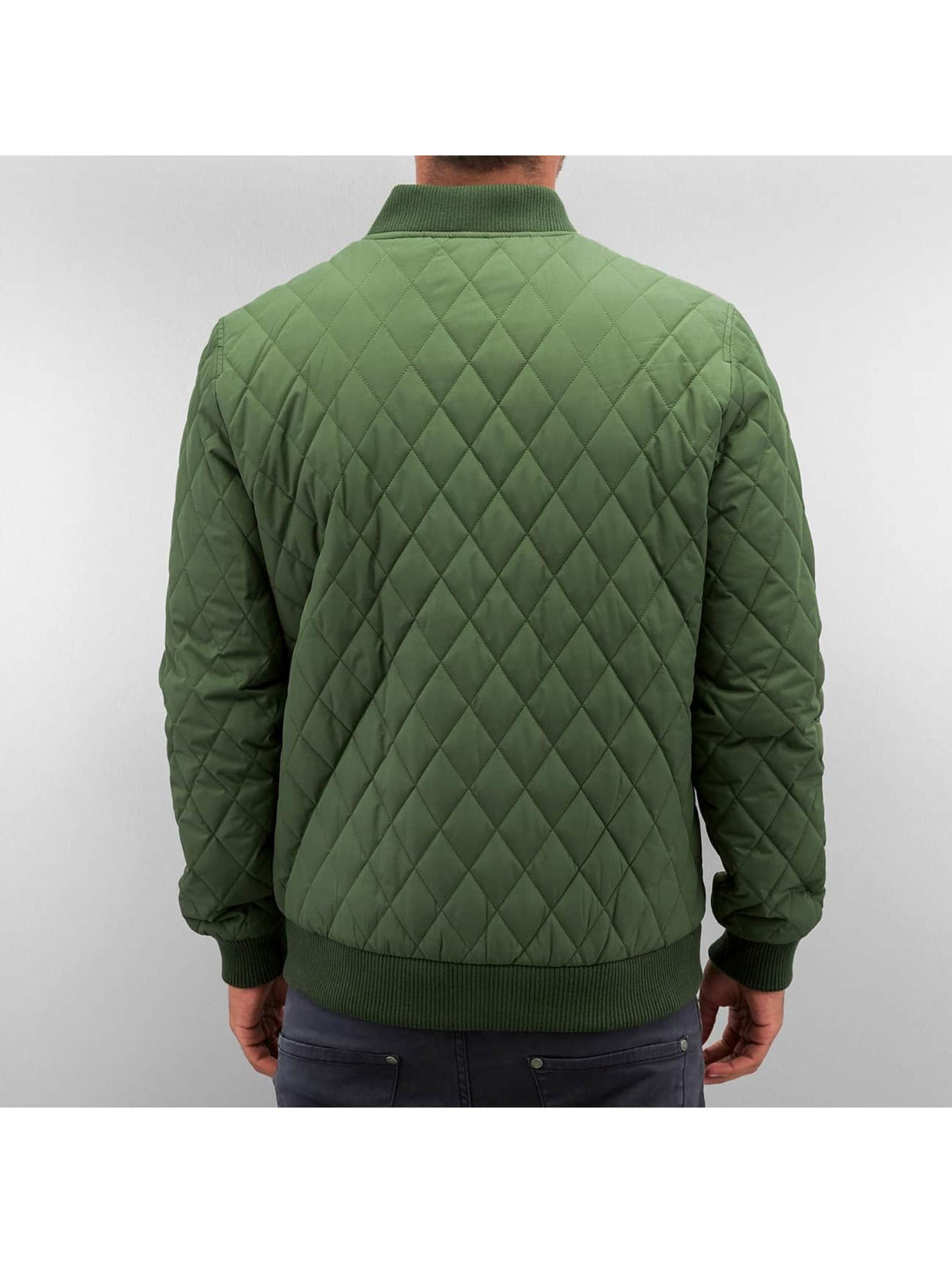 Cyprime Lightweight Jacket Quilted olive