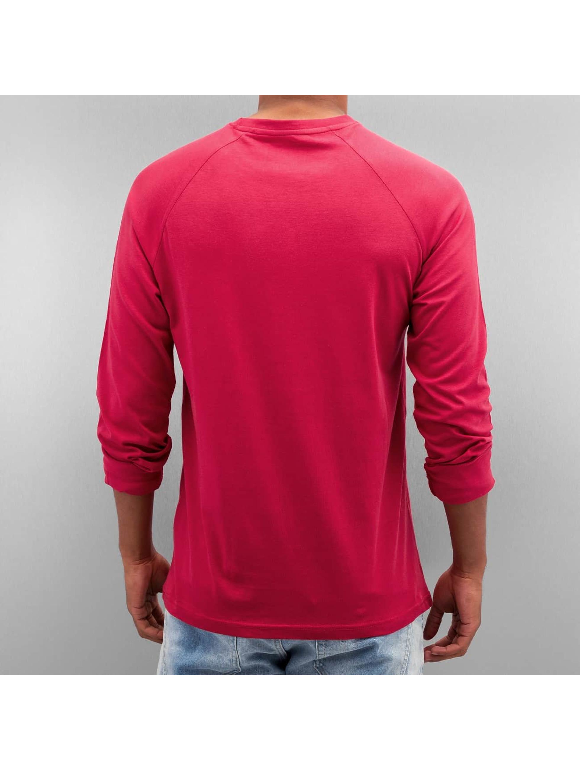Cyprime Longsleeve Basic rood
