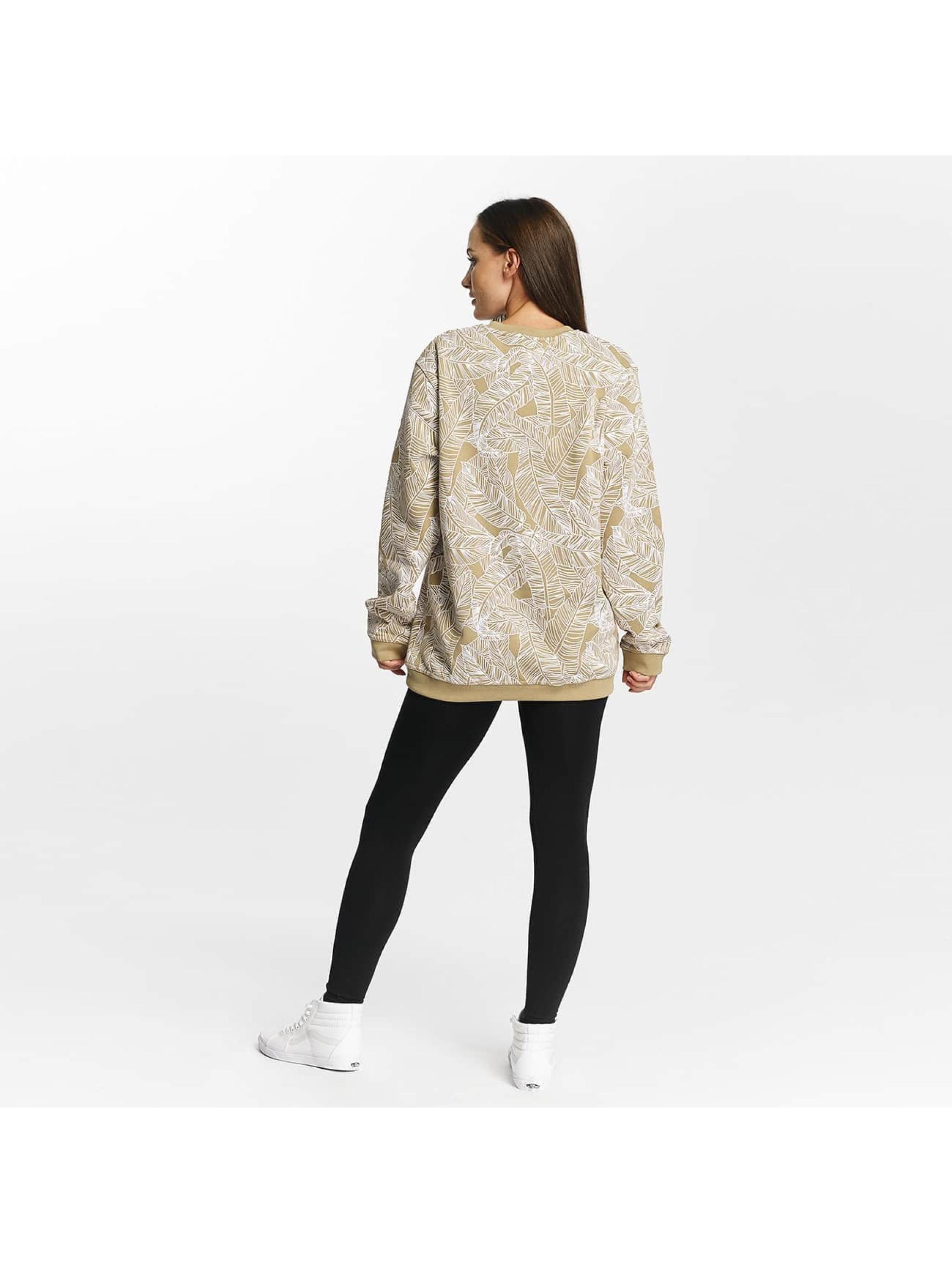 Cyprime Pullover Sodium Oversized beige