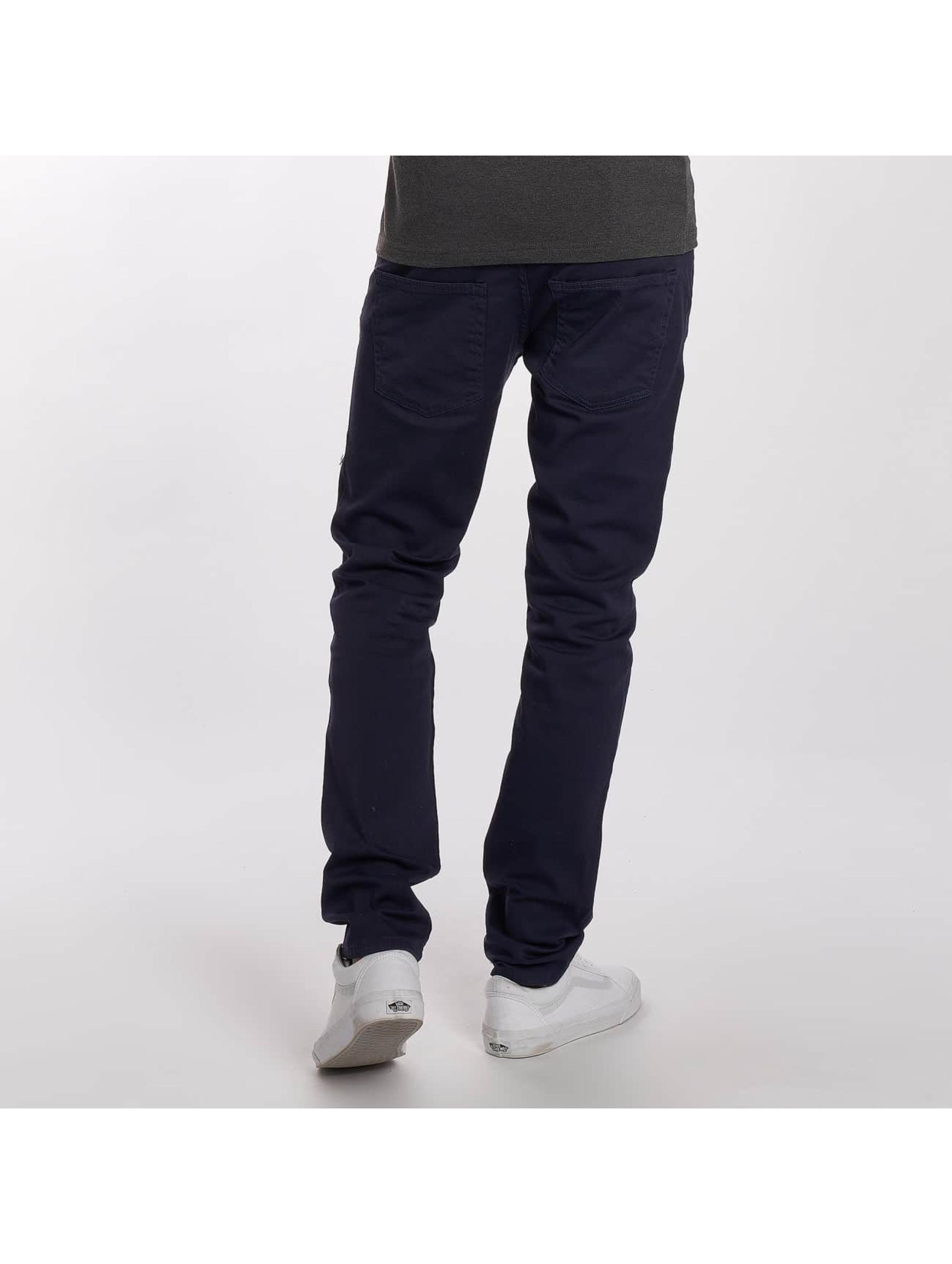 Cyprime Skinny Jeans Korben niebieski