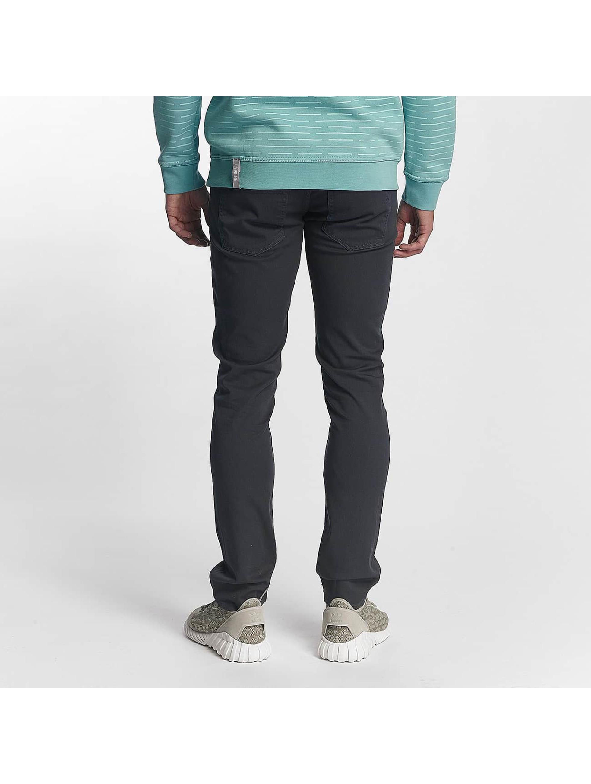 Cyprime Slim Fit Jeans Keylam šedá