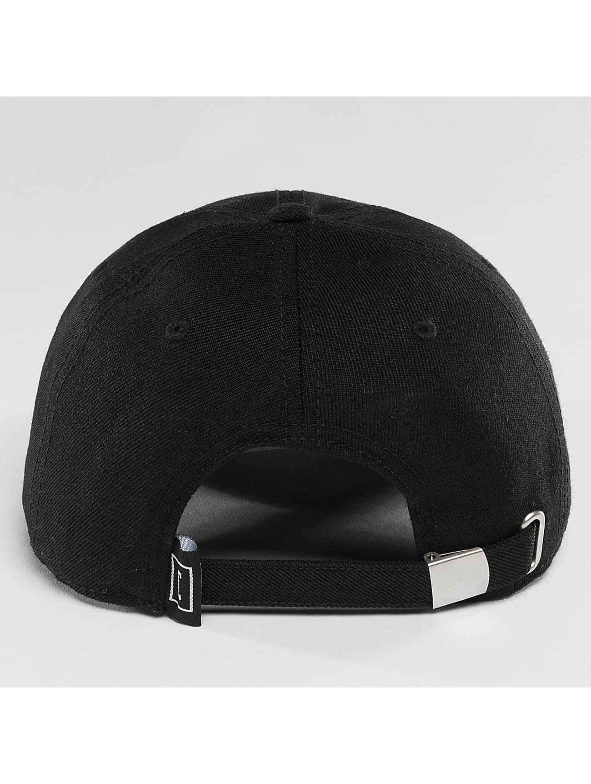 Cyprime Snapback Cap Cardiff black