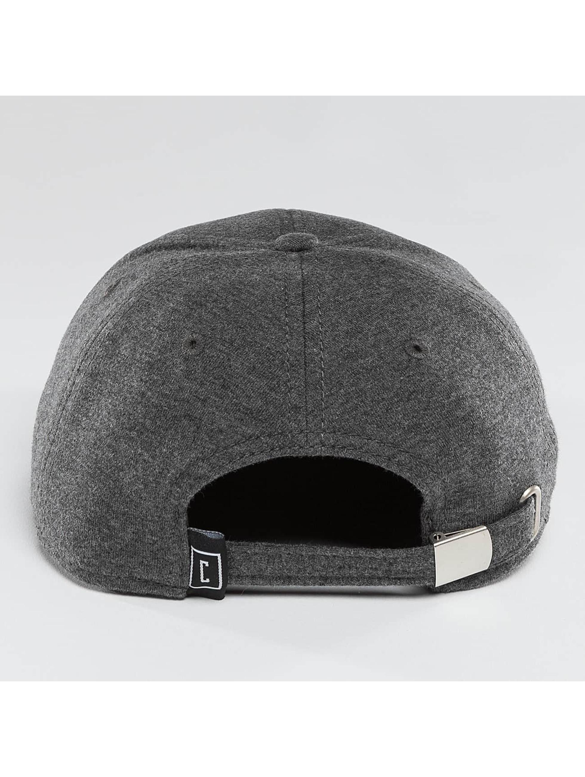 Cyprime Snapback Cap Cardiff gray