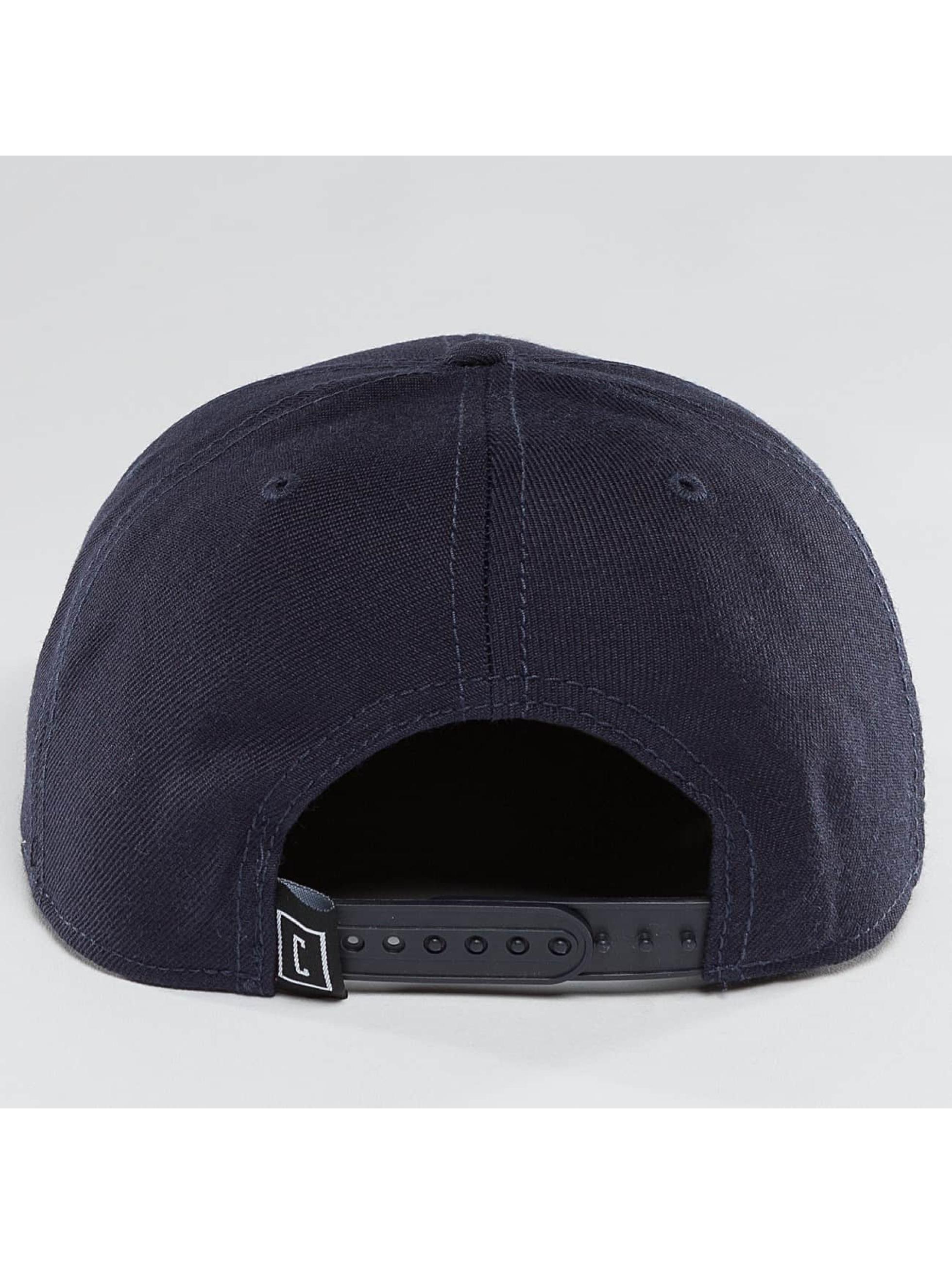 Cyprime Snapback Caps Starter Shape blå