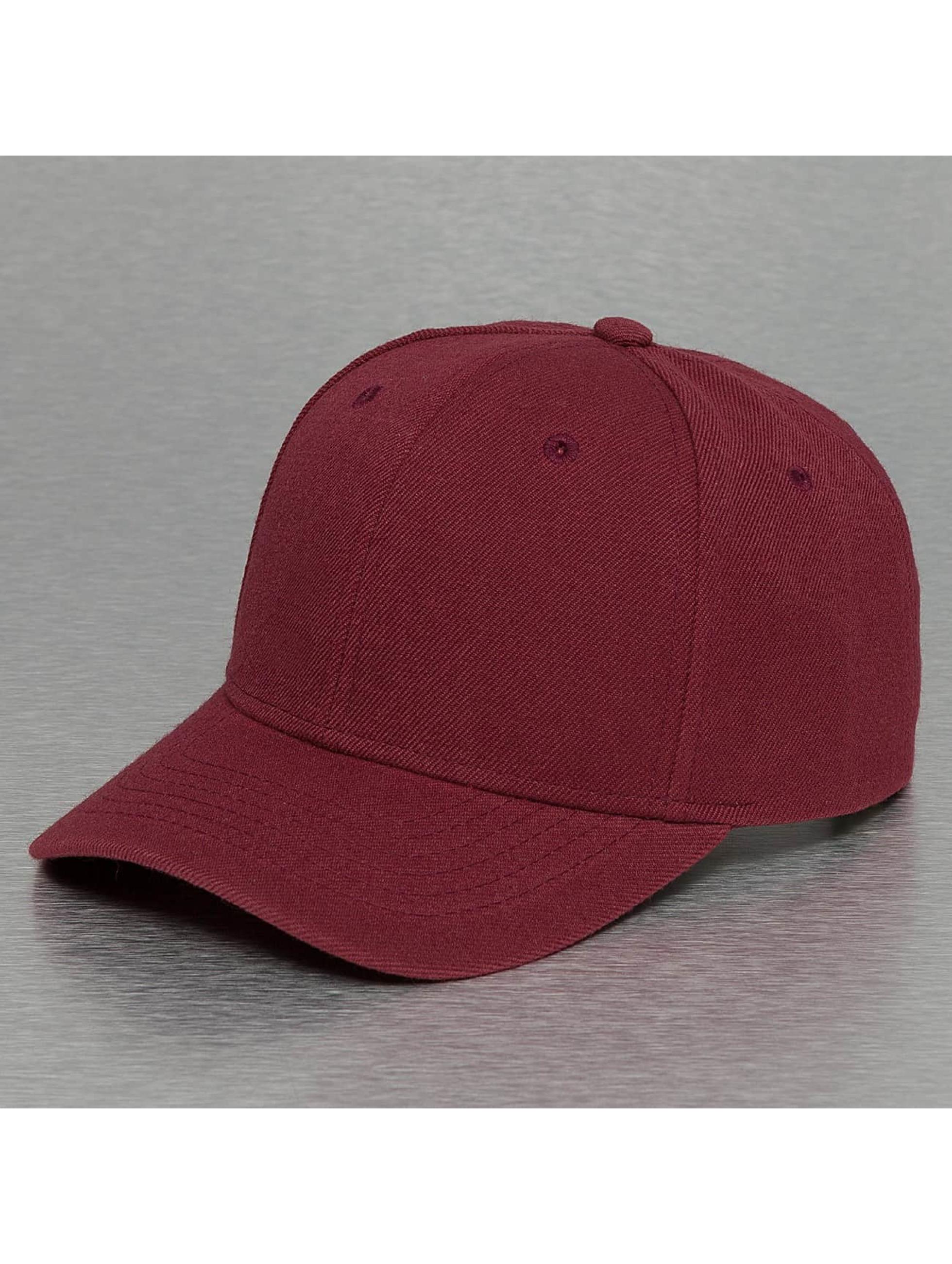 Cyprime Snapbackkeps PreCurved röd