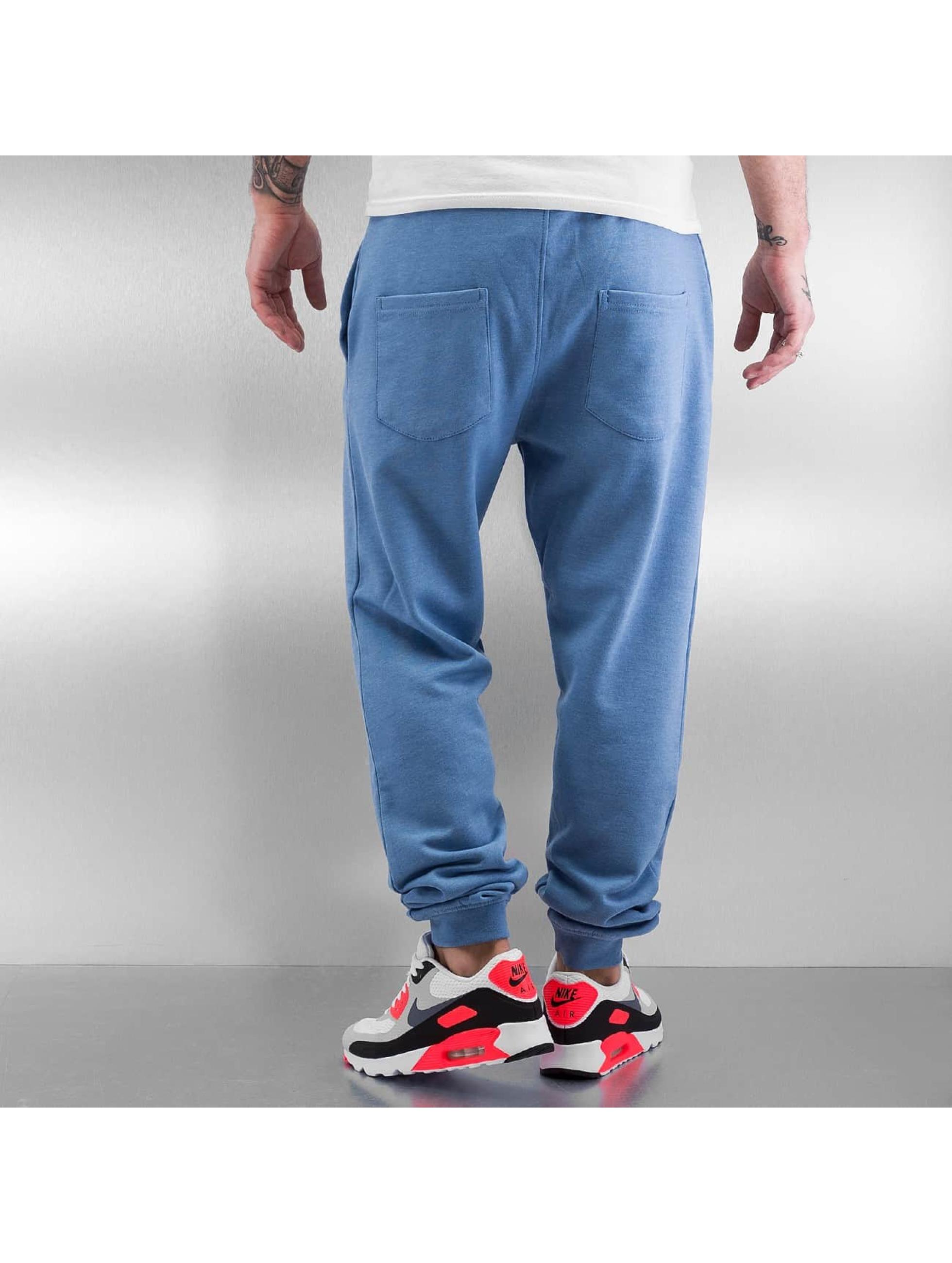 Cyprime Spodnie do joggingu Pavo niebieski