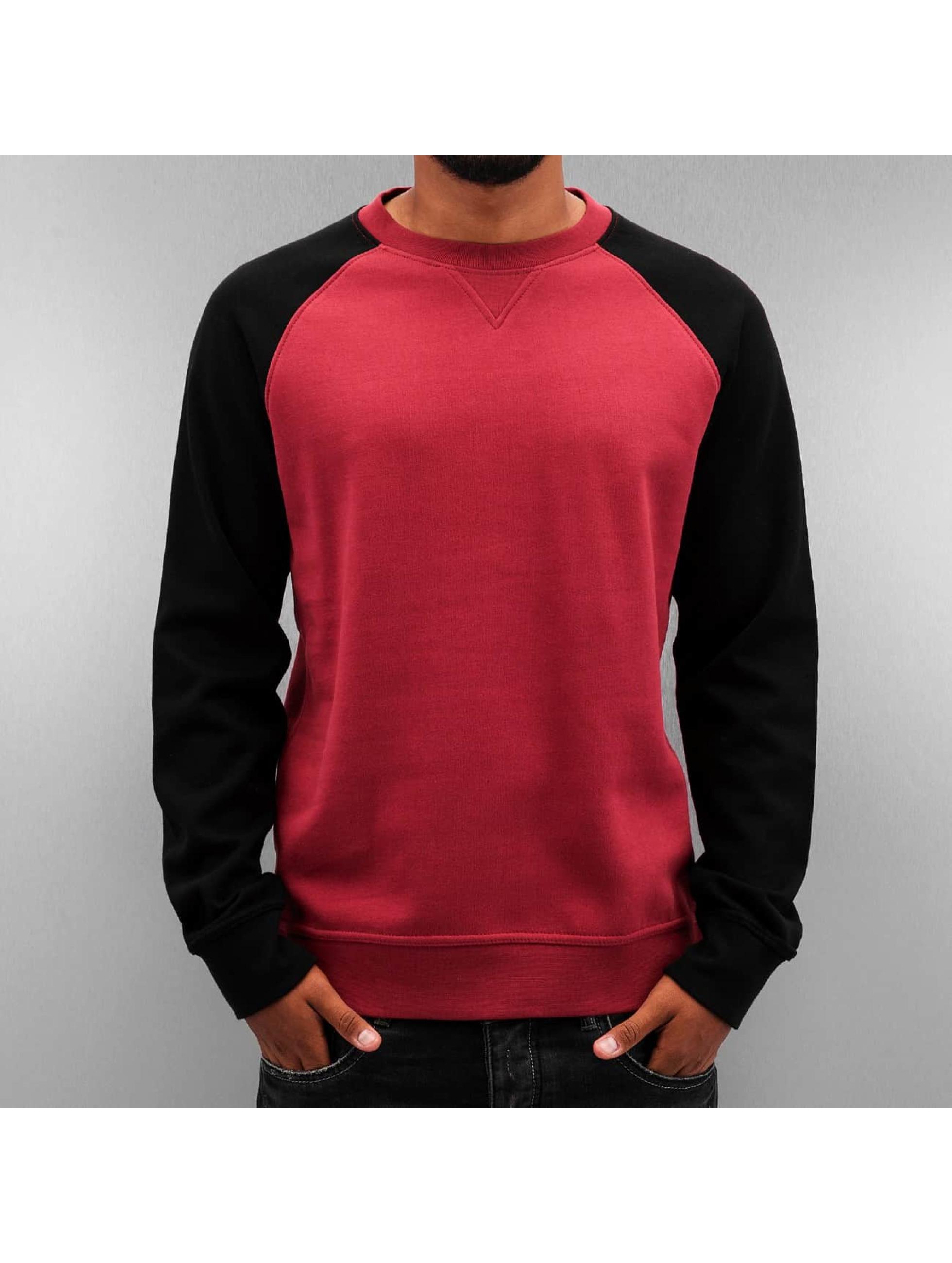 Cyprime Swetry Raglan czerwony