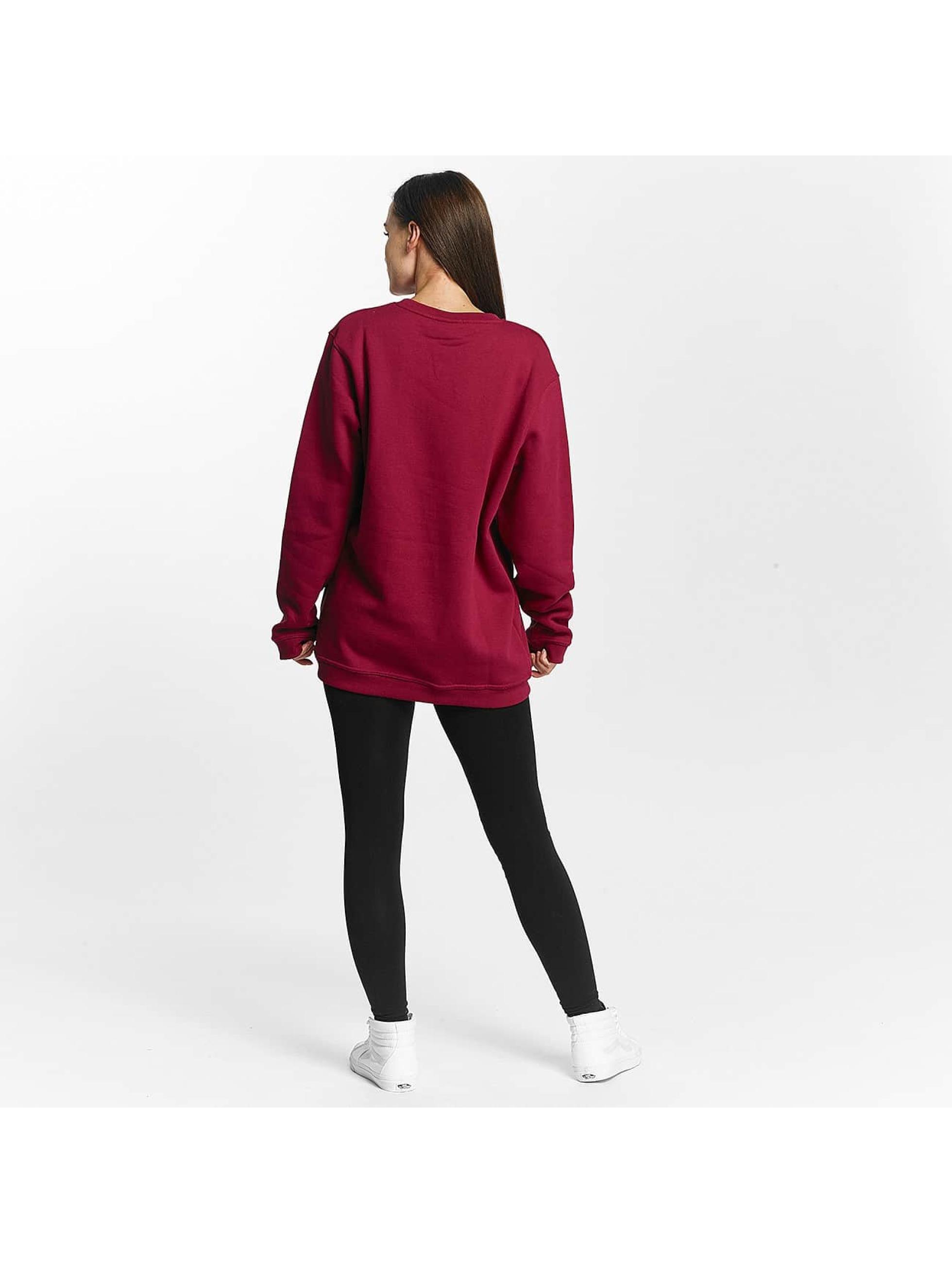 Cyprime Swetry Titanium Oversized czerwony