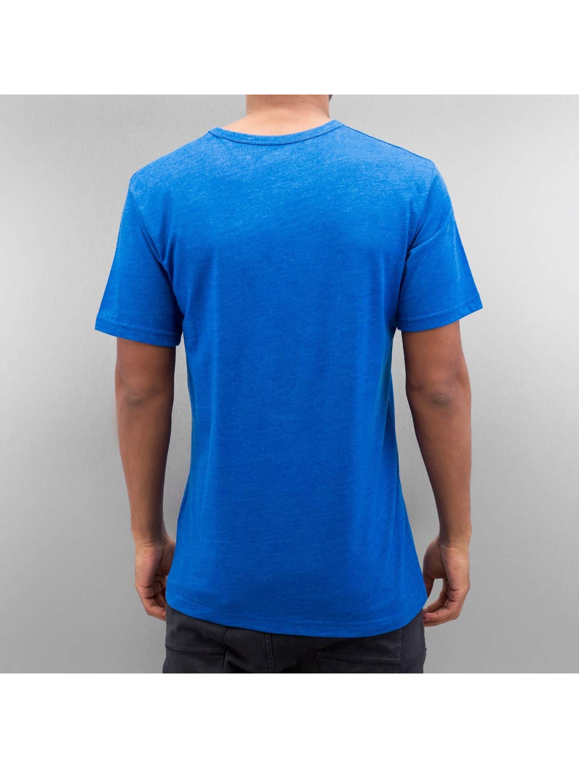 Cyprime T-Shirt Breast Pocket blau