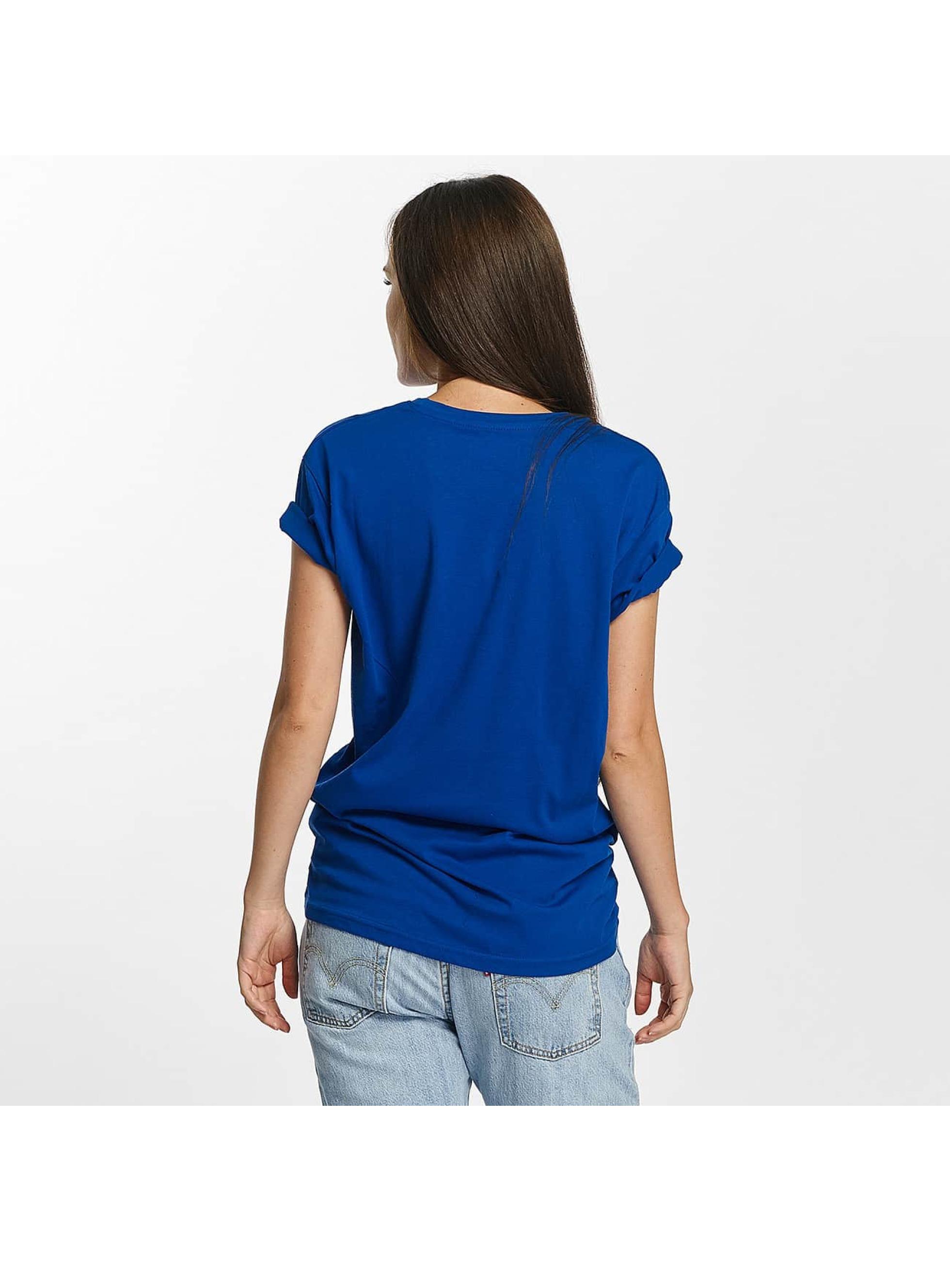 Cyprime T-Shirt Platinum Oversized blau