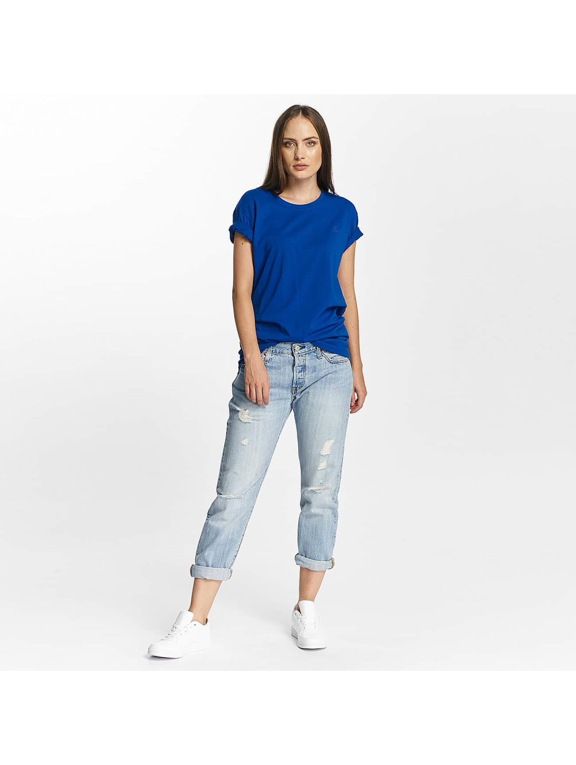 Cyprime T-Shirt Platinum Oversized blue