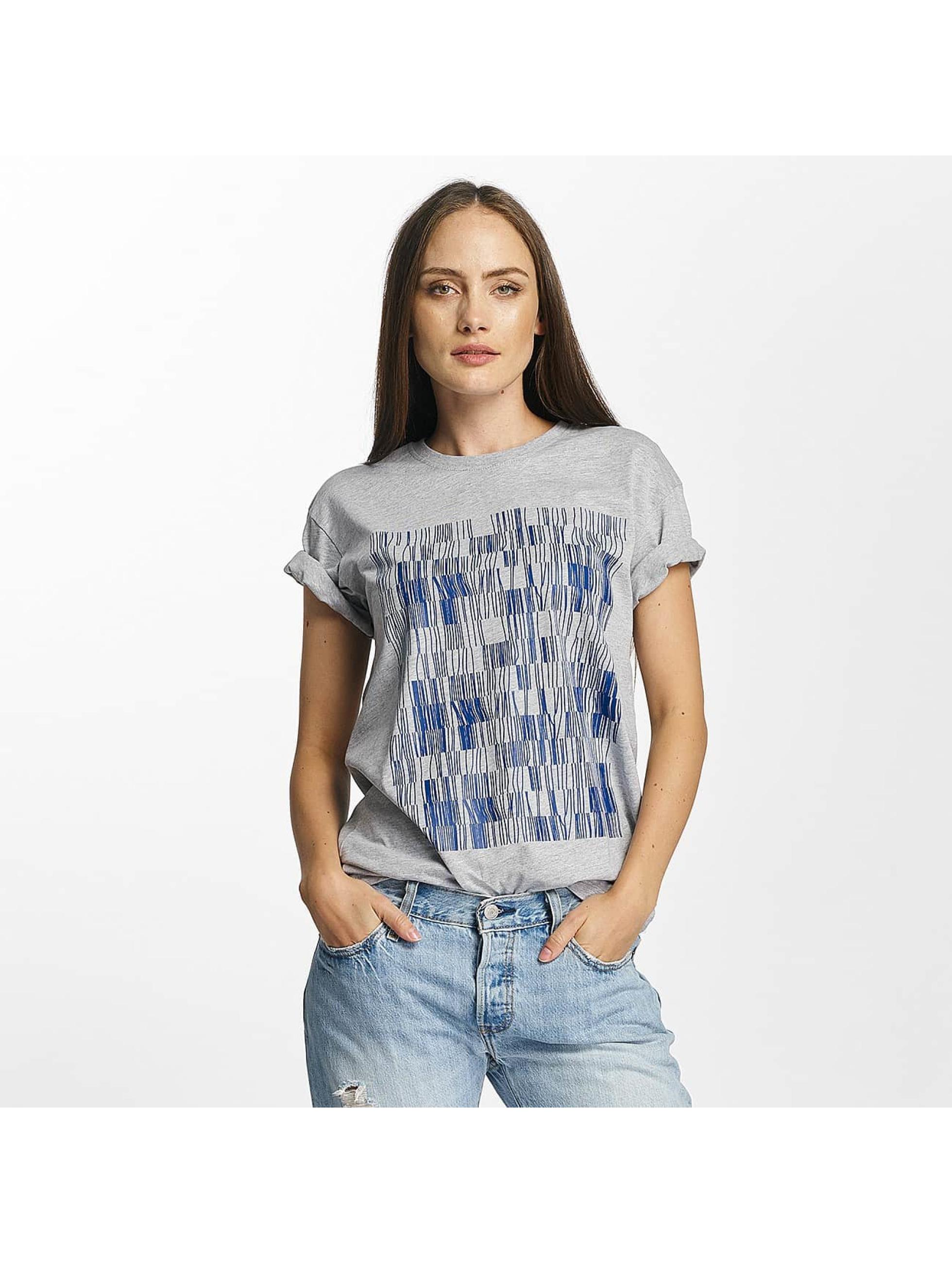 Cyprime t-shirt Holmium Oversized grijs