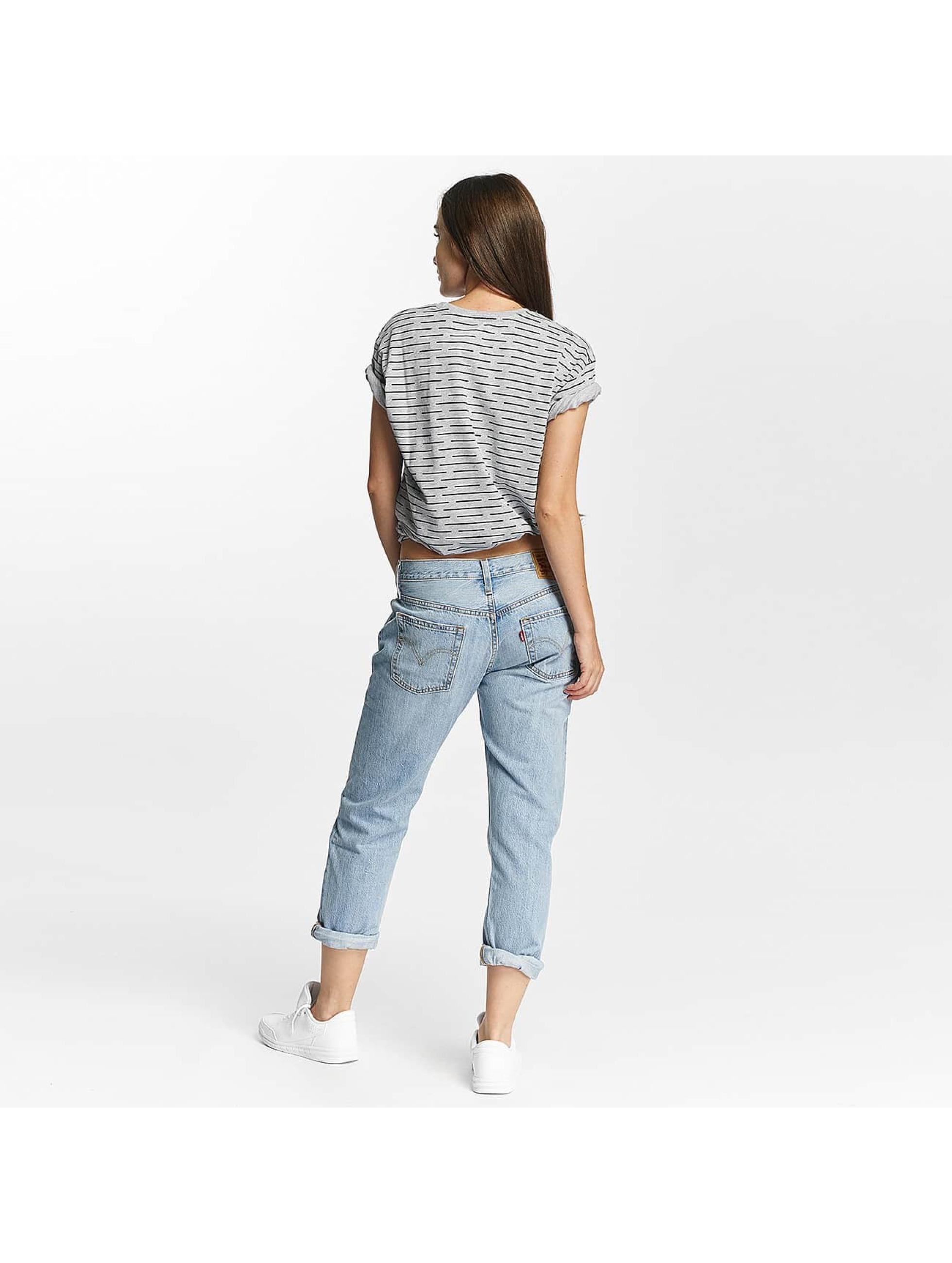 Cyprime t-shirt Carbon Oversized grijs