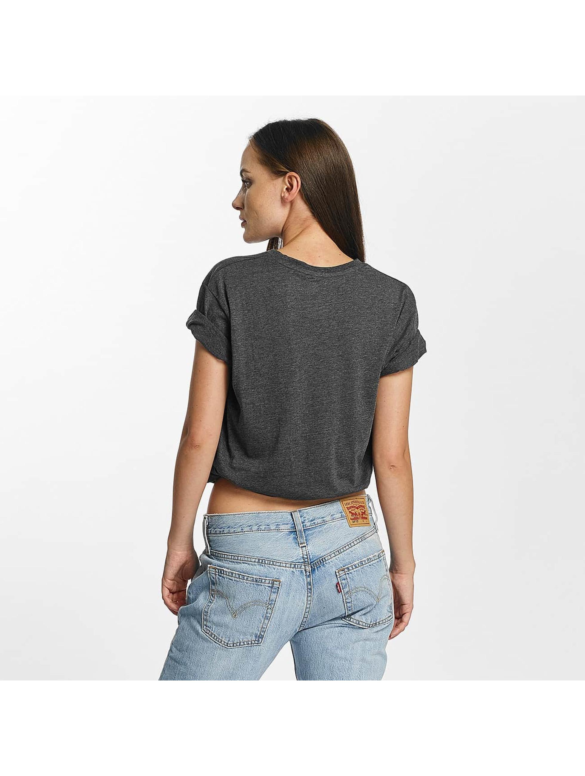 Cyprime T-Shirt Basic Organic Cotton Oversized gris