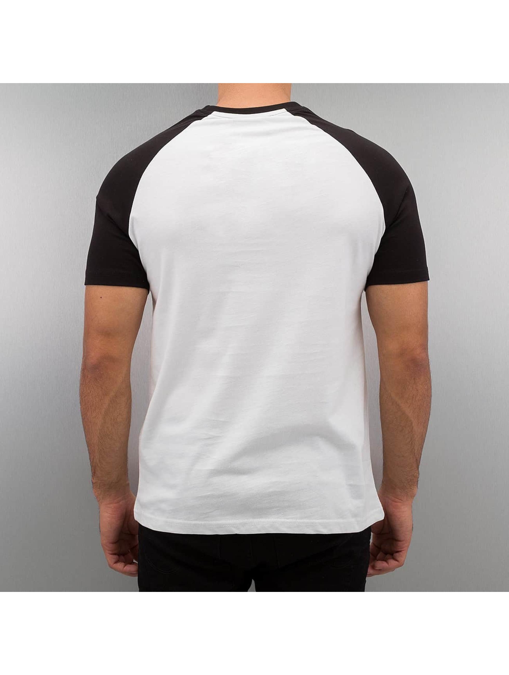Cyprime T-shirt Raglan vit