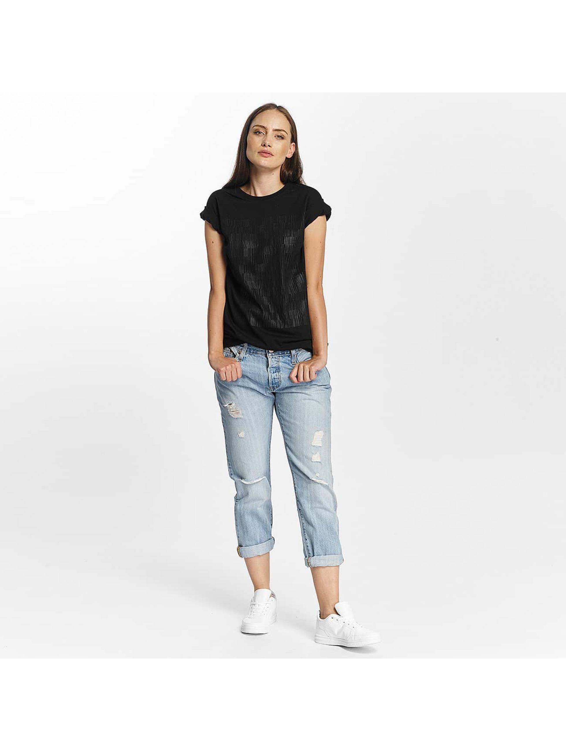 Cyprime t-shirt Holmium Oversized zwart