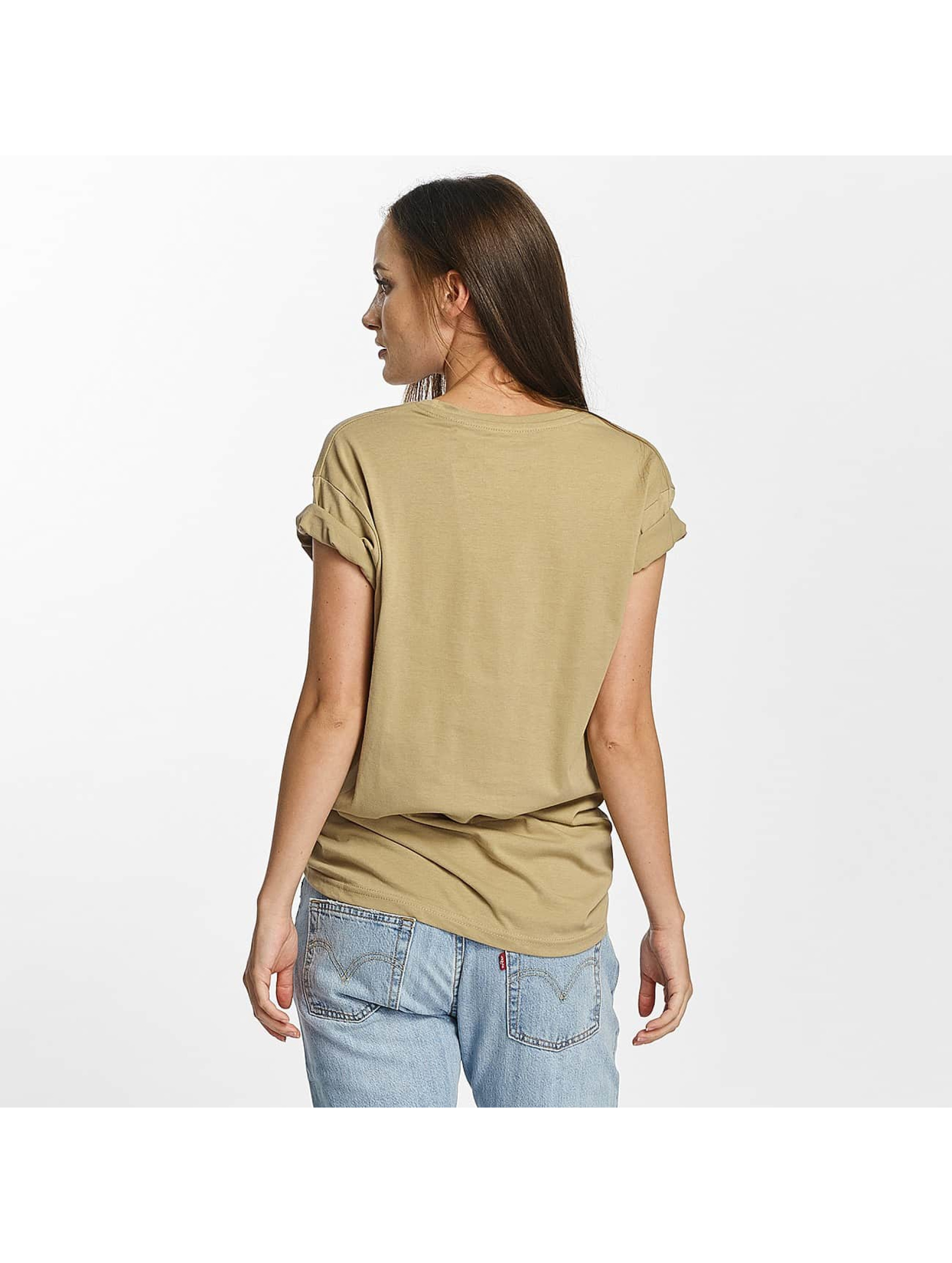 Cyprime T-shirts Cerium Oversized beige