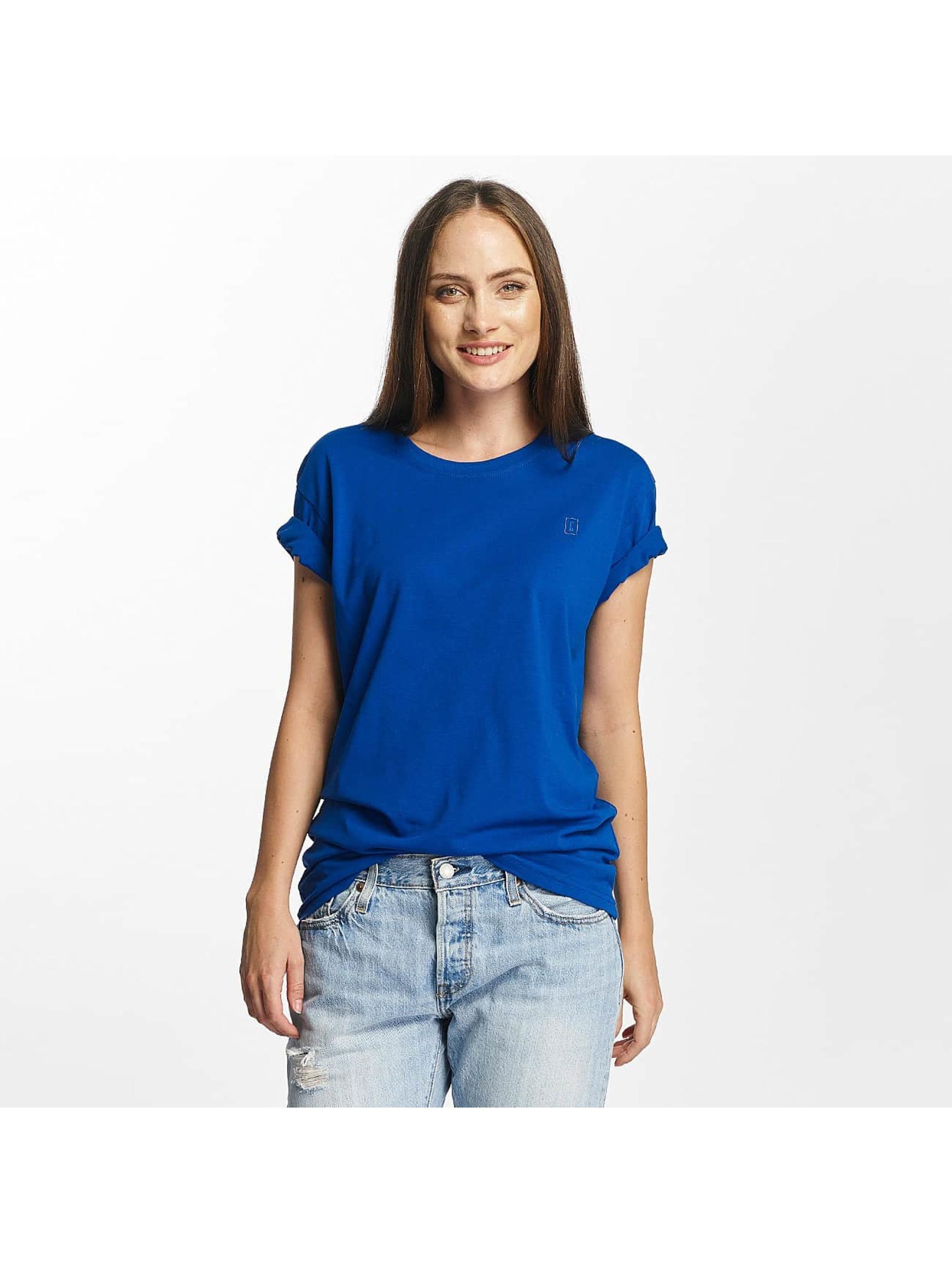 Cyprime T-shirts Platinum Oversized blå